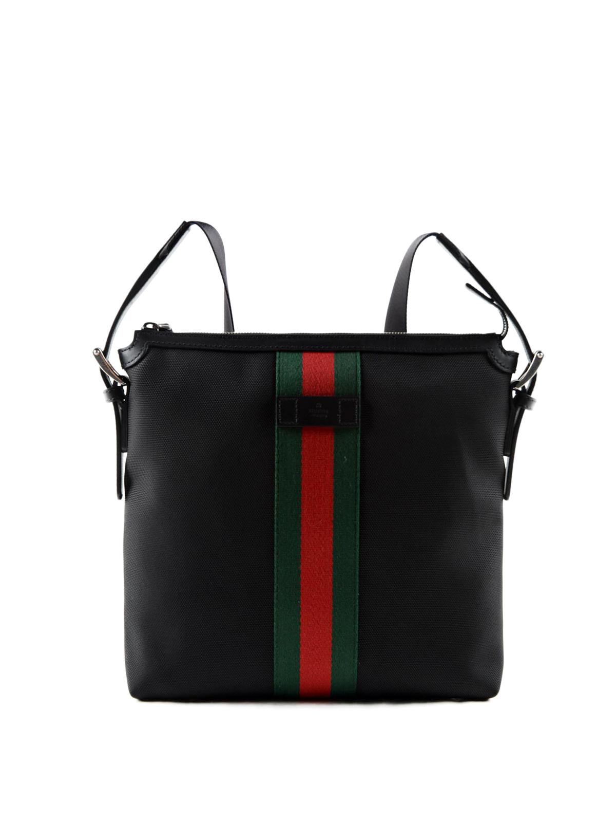 1f37a3672798 Gucci - Technical fabric messenger bag - laptop bags & briefcases ...