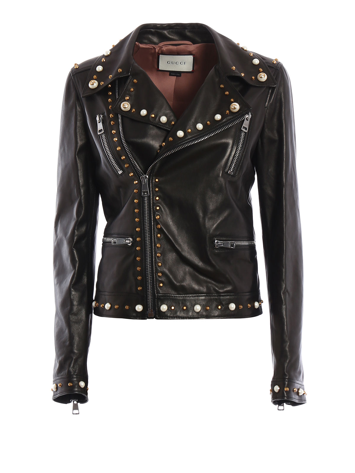 leather biker jacket by gucci leather jacket ikrix