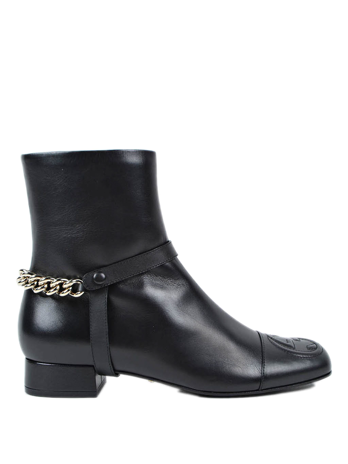 41d598c61fb9 Gucci - Soho ankle boots - ankle boots - 388454 AEMP0 1000