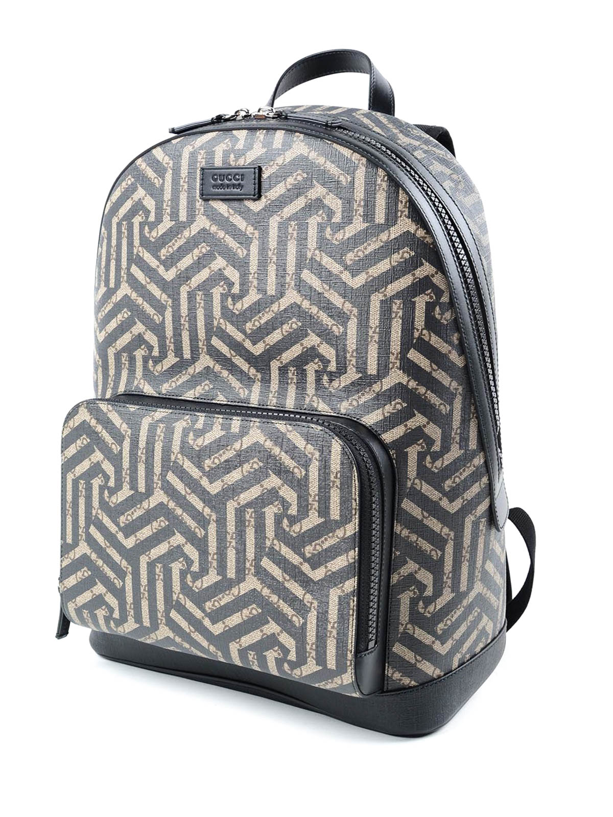 a275549d1c0 4 Source · Gucci Caleido print GG Supreme backpack backpacks 406370 KVW3X
