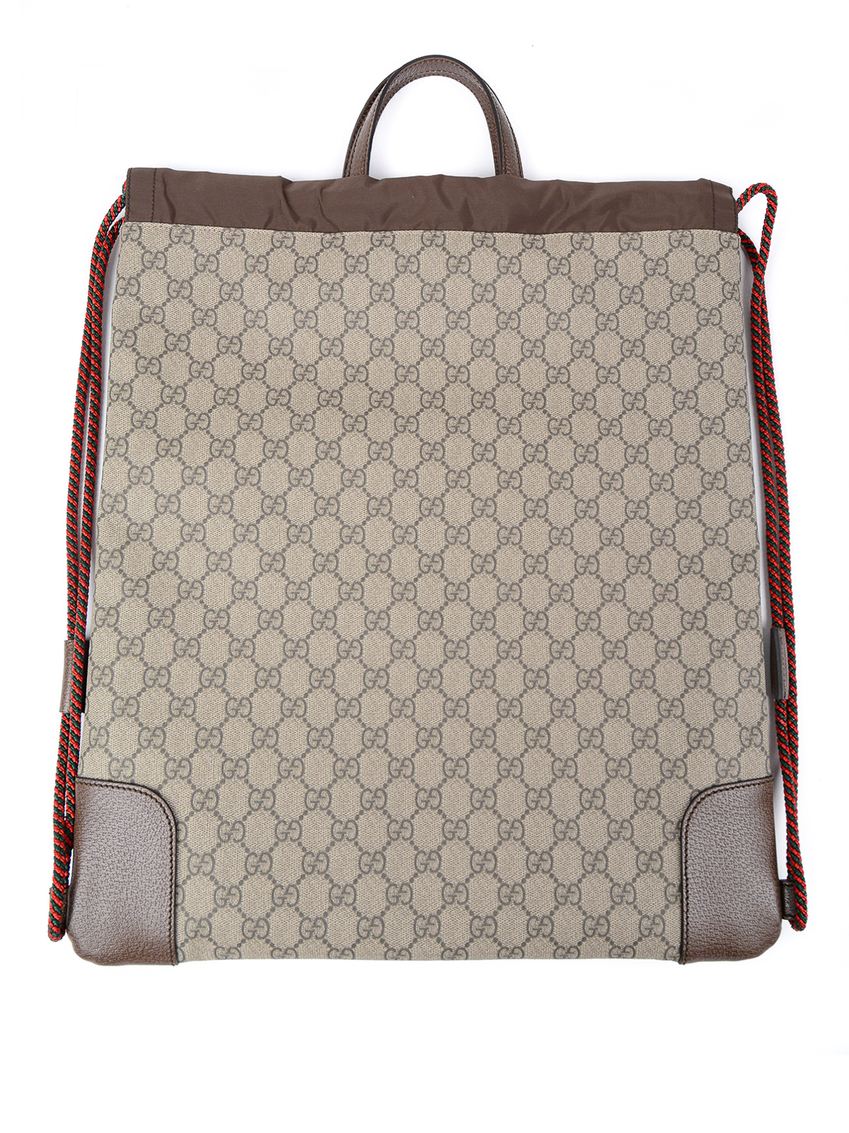Gucci - GG backpack with applications - backpacks - 473872K9RVT8863 ddaa546792
