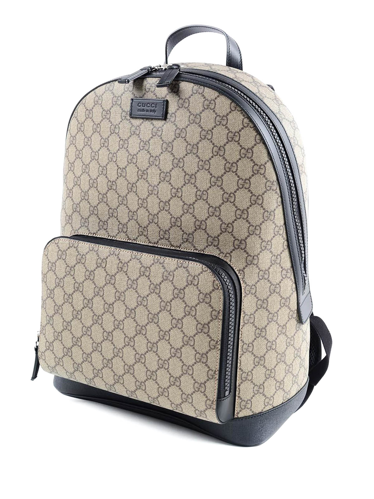 59ea3d12b3c Gucci - GG Supreme backpack - backpacks - 406370 KLQAX 9772