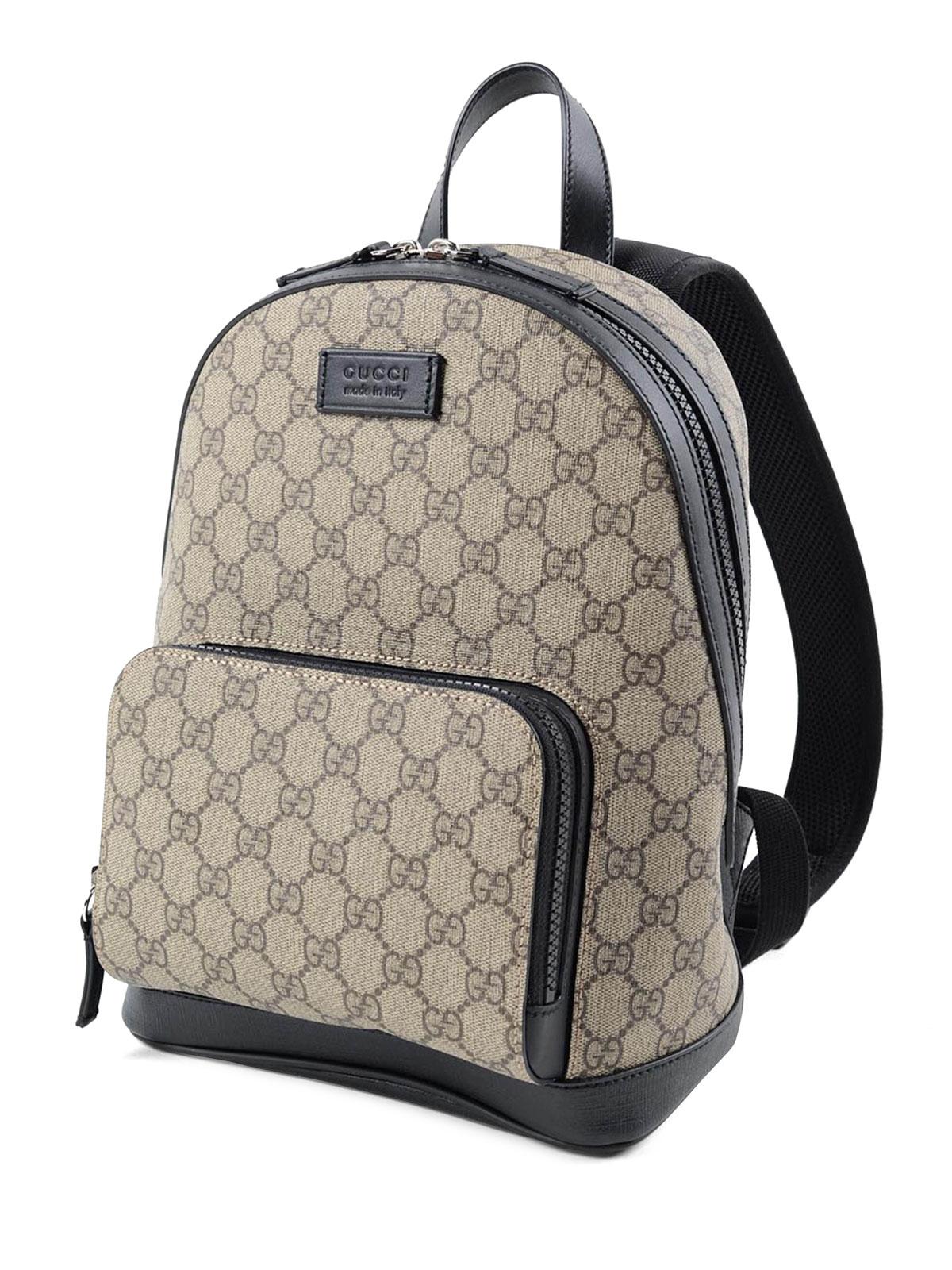 24760ad4fe7e Gucci - GG Supreme canvas backpack - backpacks - 429020 KLQAX 9772