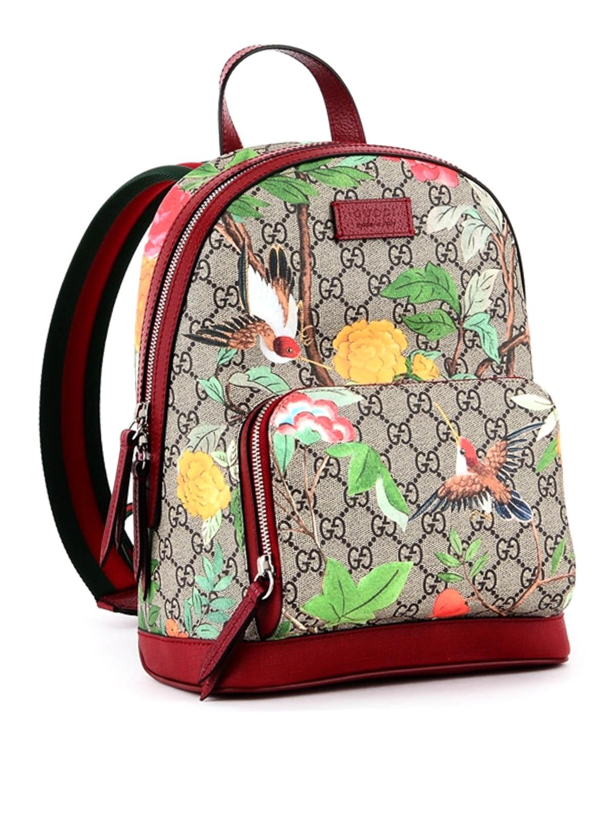 d8ecdff31 Gucci - Mochila Roja Para Mujer - Mochilas - 427042K0LCN8722 | iKRIX.com