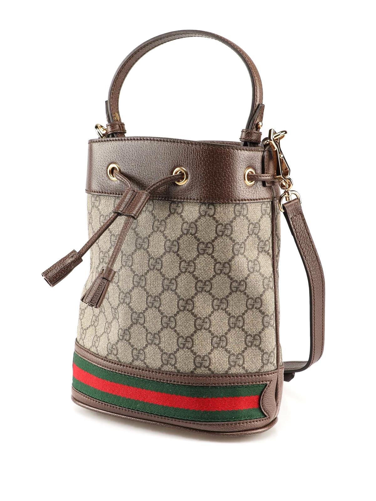 Gucci Ophidia Bucket Bag کیف خمره ای 55062196i3b8745