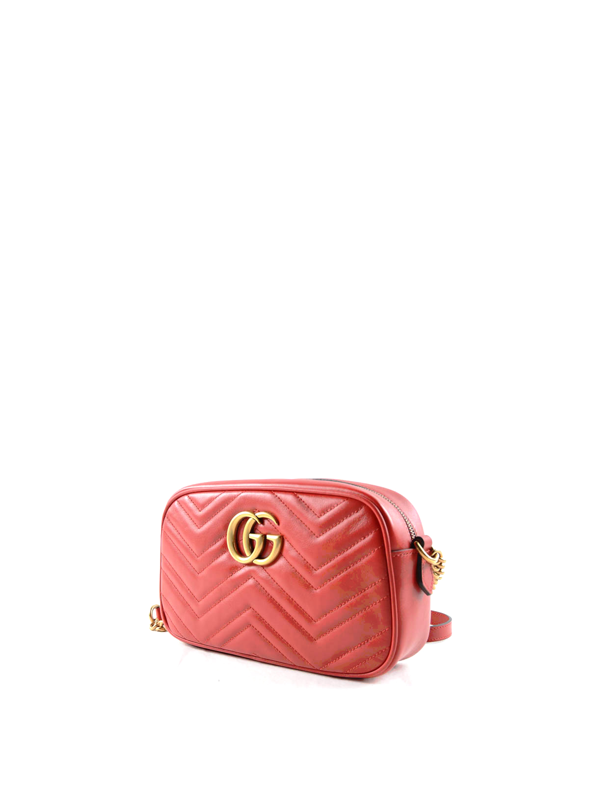 002d88df45dfee GUCCI: cross body bags online - GG Marmont matelassé crossbody bag