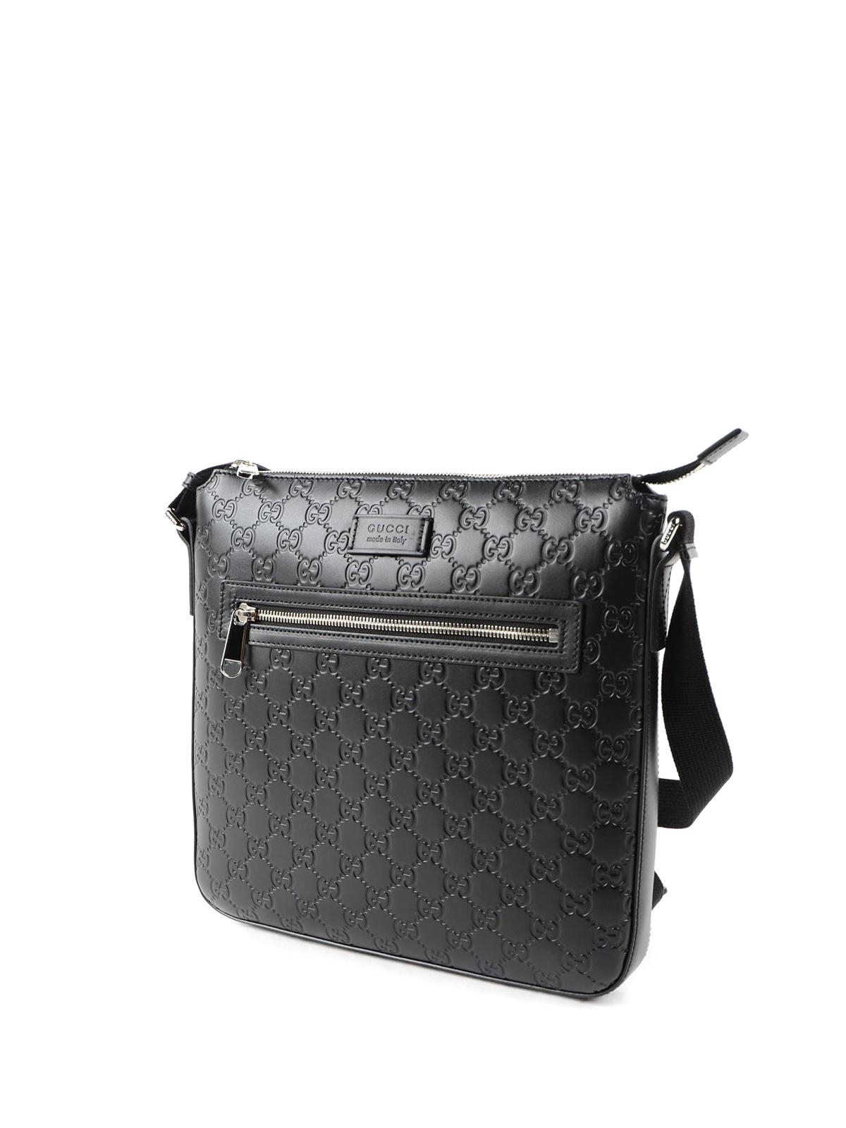 e58ca8e4a GUCCI: cross body bags online - Guccissima leather messenger bag