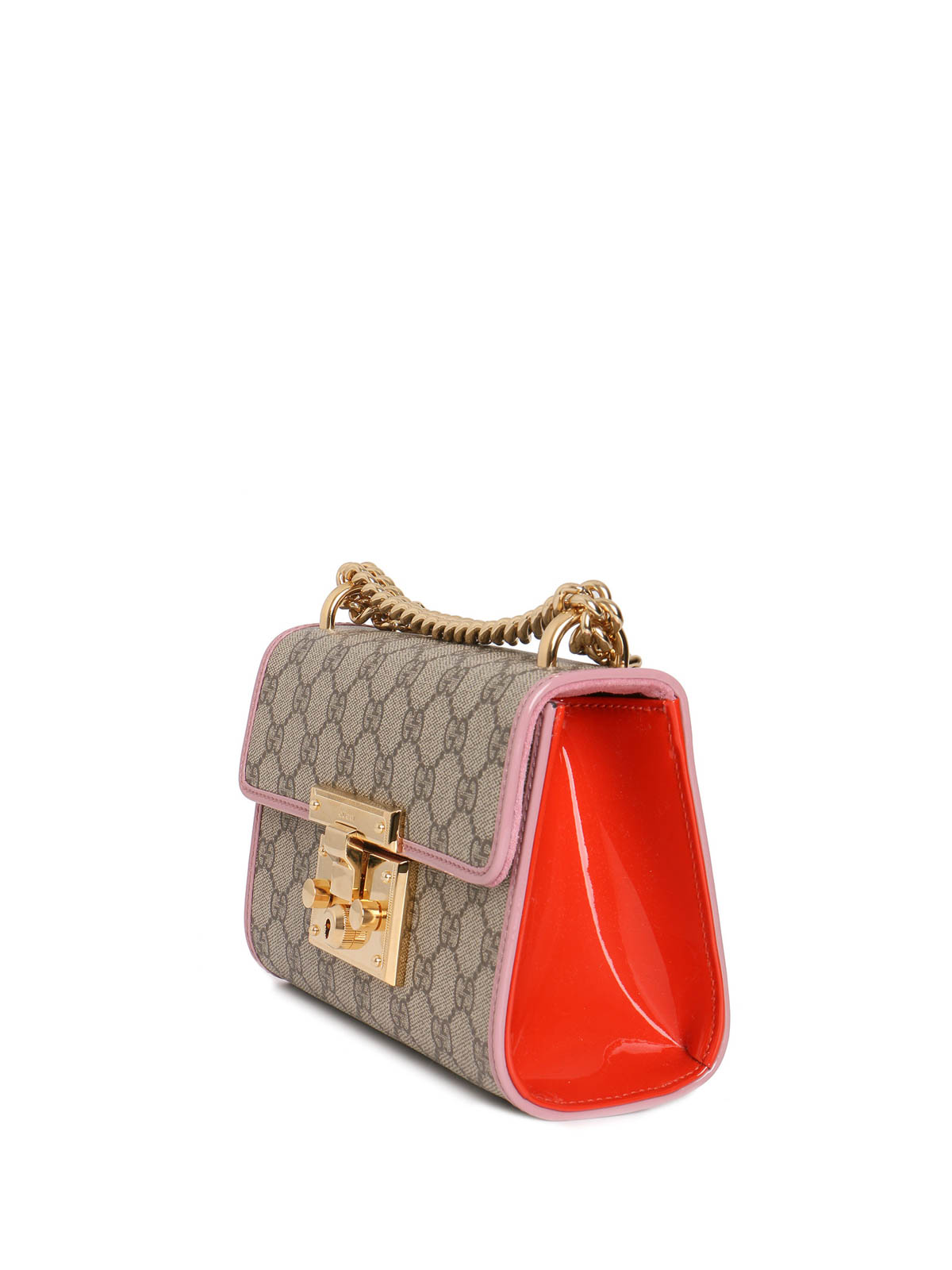 b68d2a9b Gucci - Padlock GG supreme shoulder bag - cross body bags - 409487 ...
