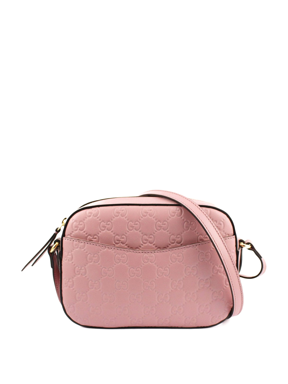 258dde14bd08 GUCCI: cross body bags online - Signature leather crossbody bag