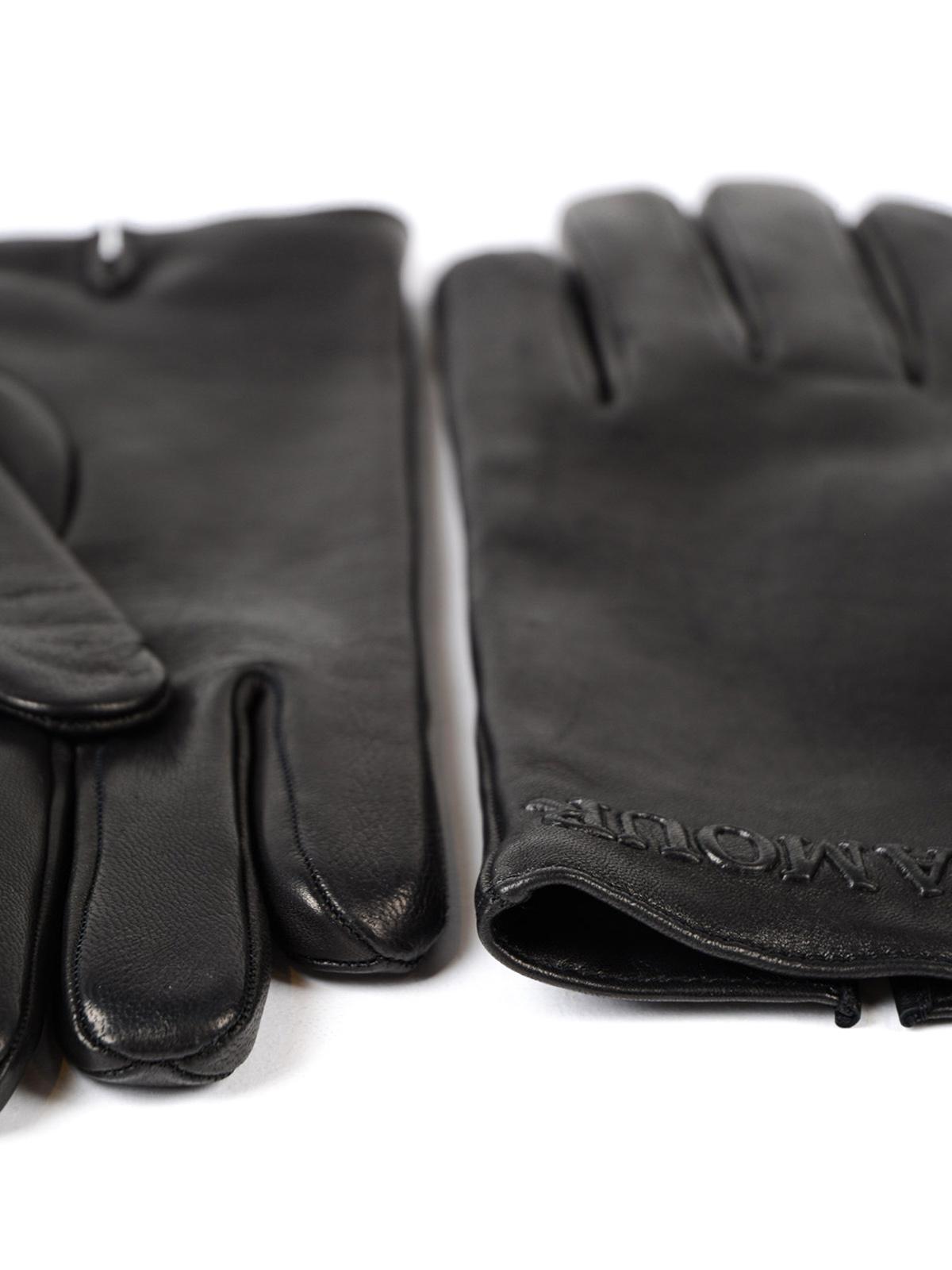 Gucci Par Amour Soft Napa Leather Gloves Gloves