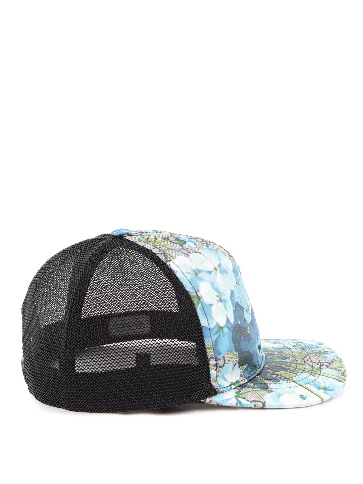 Gucci - GG Blooms baseball hat - hats   caps - 426887 4HA05 2168 7b57d06b427