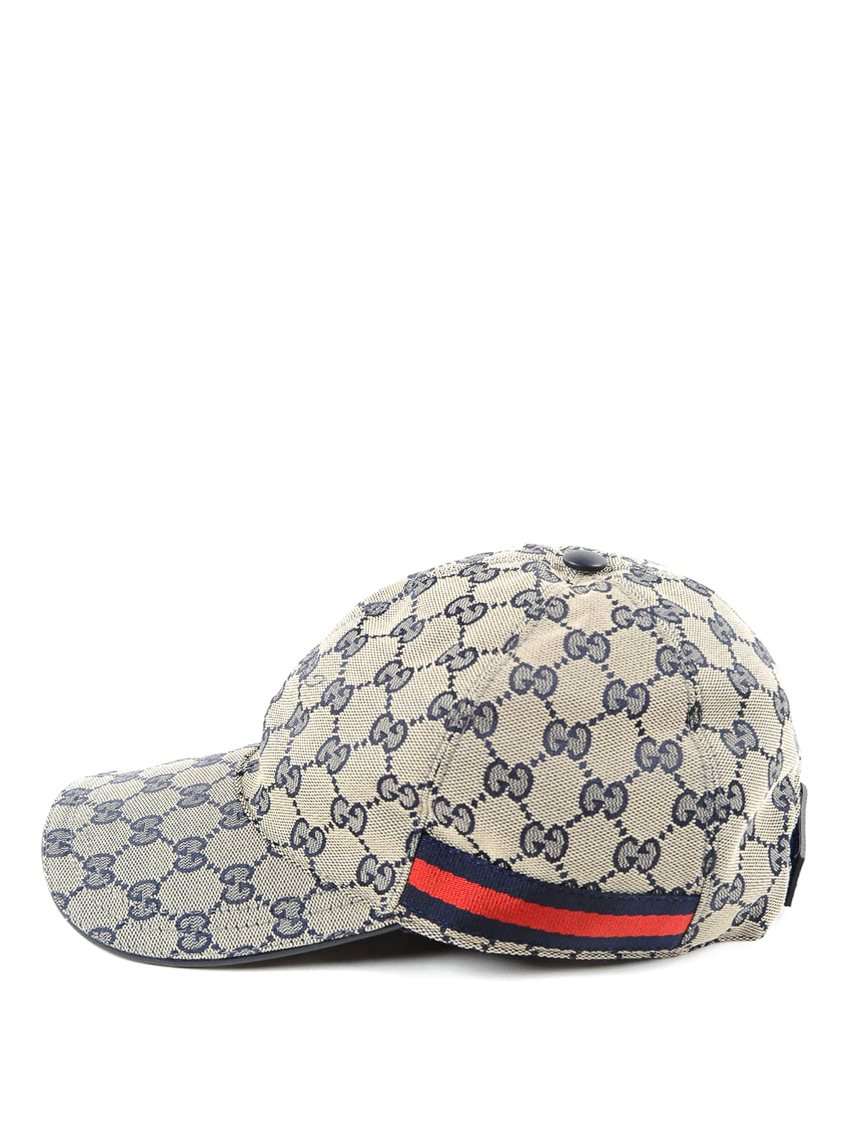 6fc94b8a Gucci - GG SUPREME BASEBALL HAT - hats & caps - 200035 KQW6G 4080