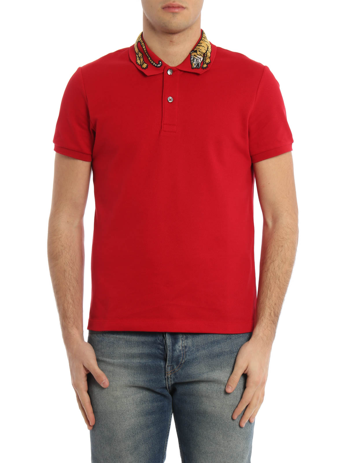 01e9334b3cb Gucci Polo Shirts On Sale