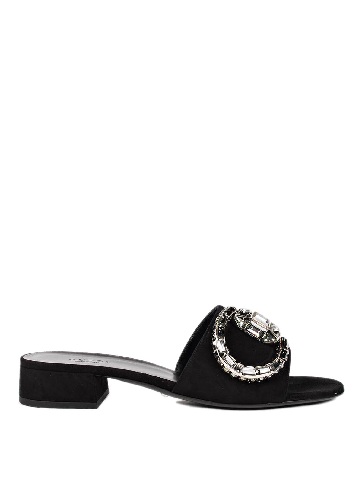 ffdaf7d293a7 Gucci - Crystal horsebit sandals - sandals - 371015 C2000 1000 ...