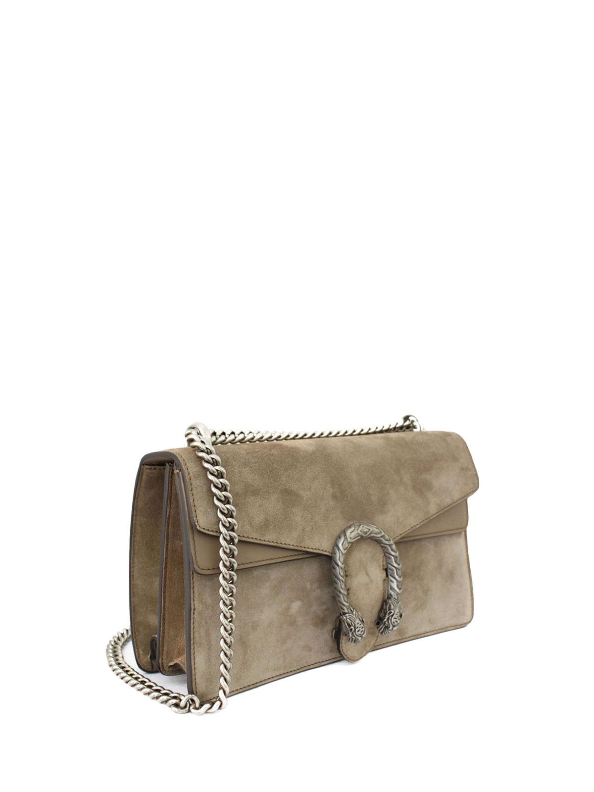7403f38e57b2 Gucci - Dionysus shoulder bag - shoulder bags - 400249 CEMMN 2807