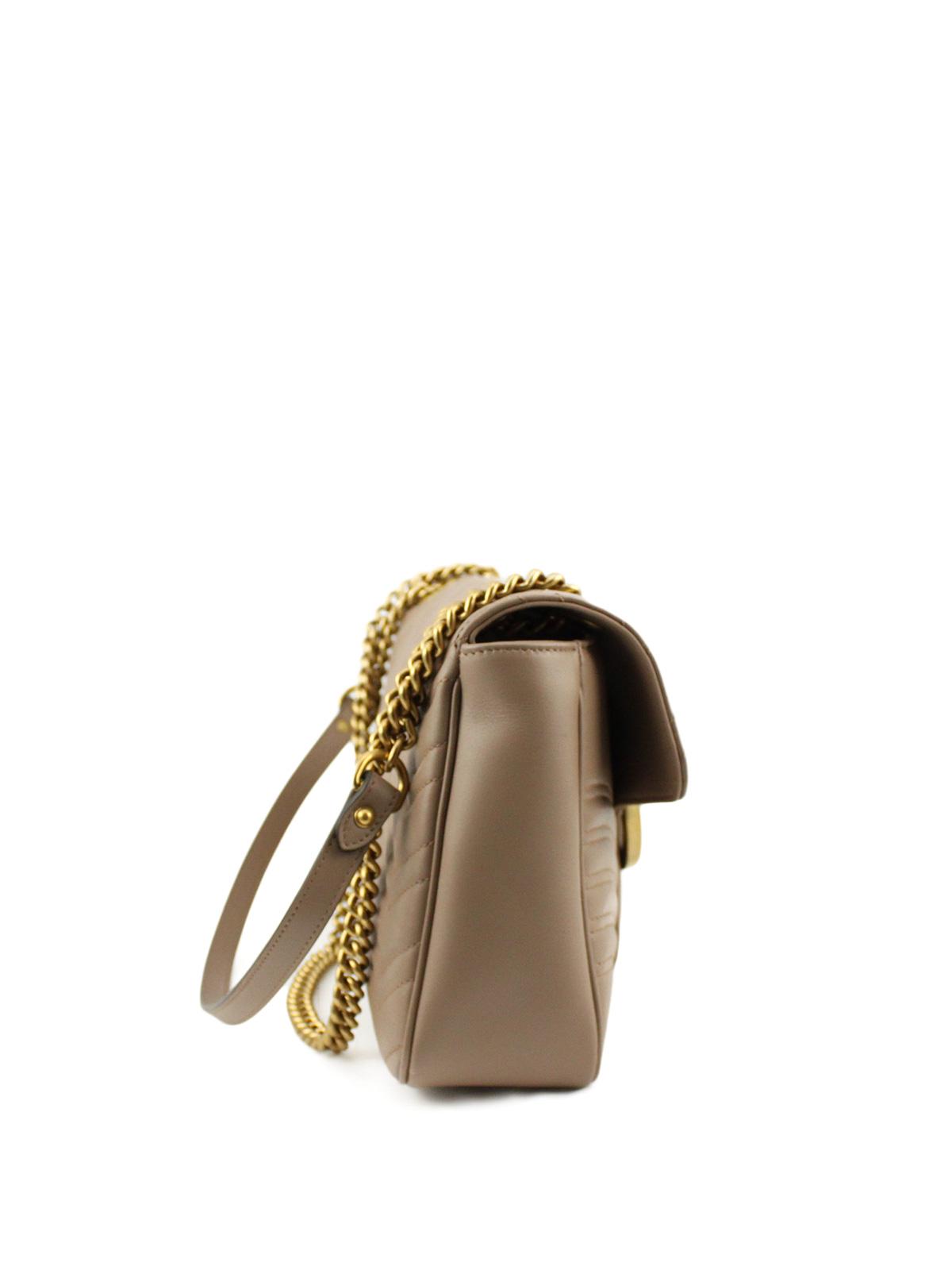 645c3bd66bead1 GUCCI: shoulder bags online - GG Marmont matelassé shoulder bag
