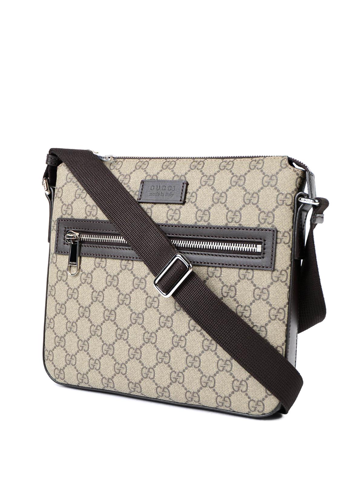 Gucci - Bolsa De Hombro - Gg Supreme - Bolsos de hombro - 406410 ... e7182df9c5a