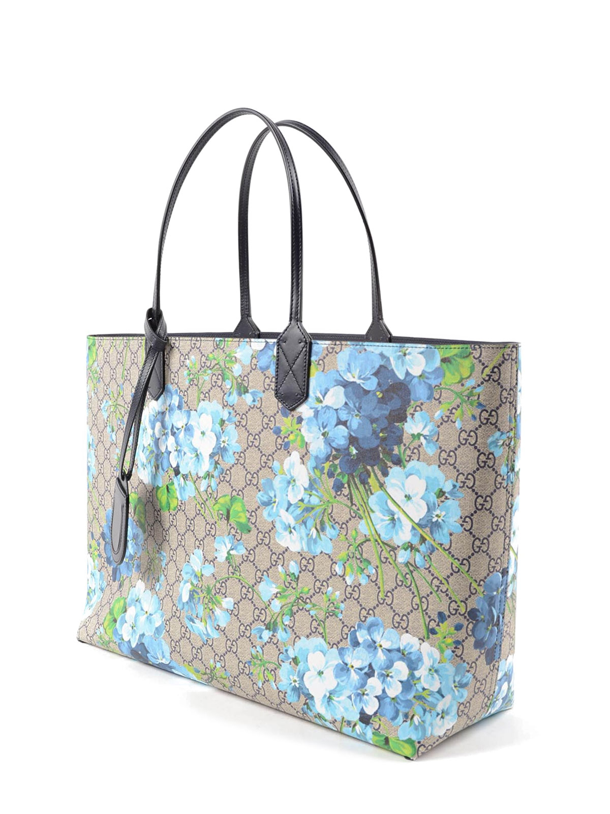 33fc87adc84 Gucci - Reversible GG Blooms leather bag - totes bags - 368571 CU71X ...