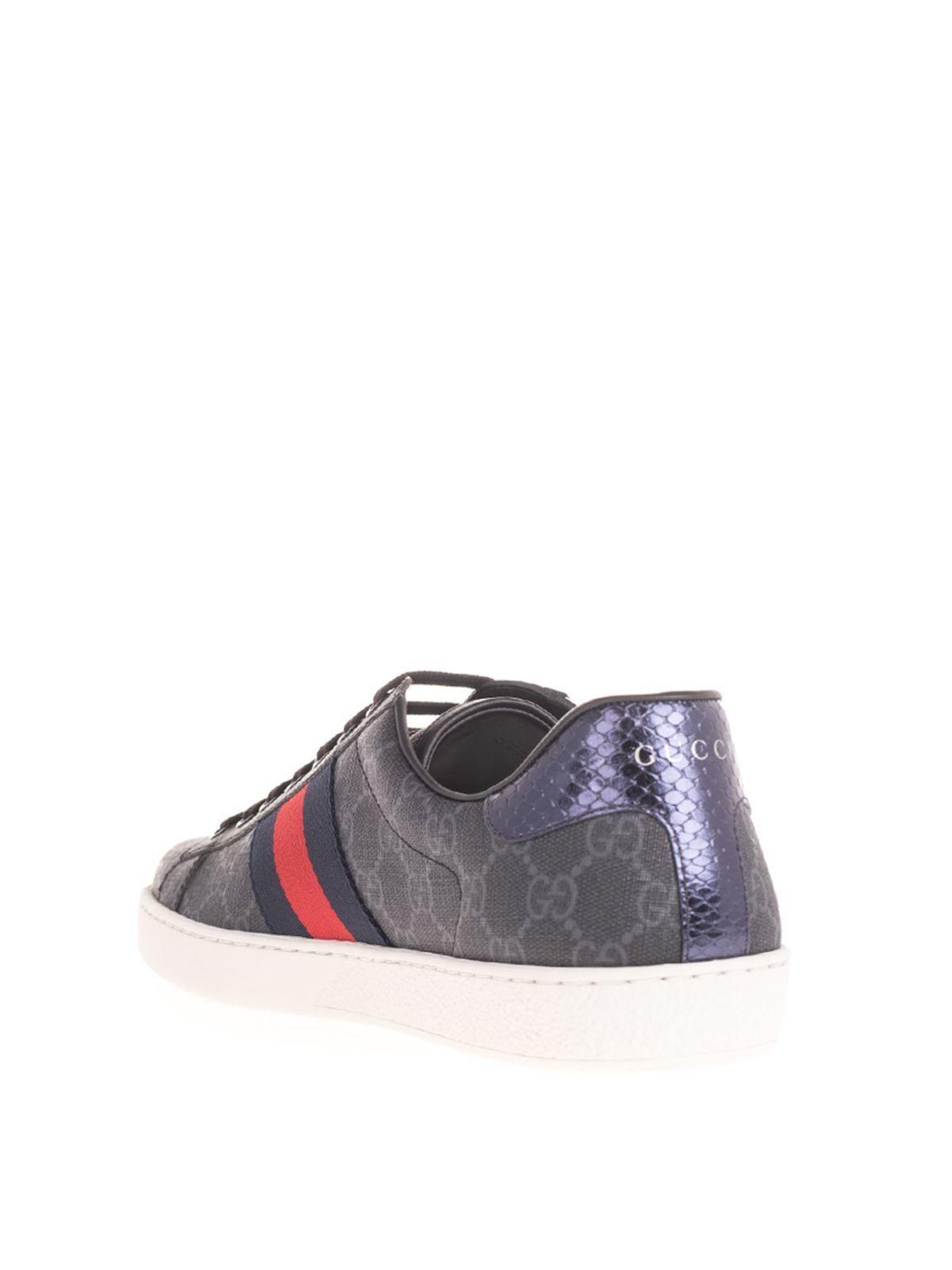 Gucci - Ace GG Supreme sneakers in