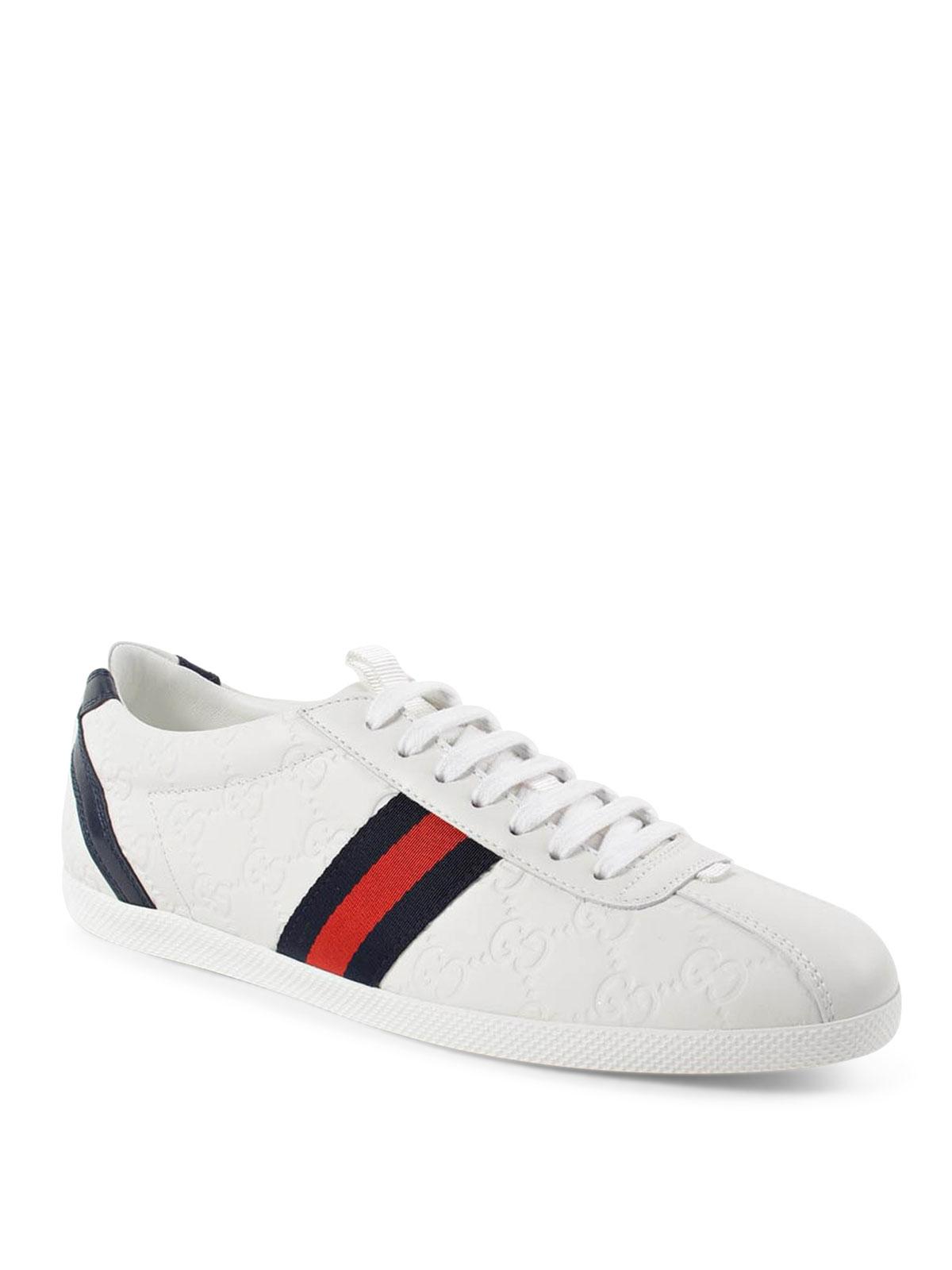 353ccf69a33728 Gucci - Sneaker Fur Damen - Weiß - Sneaker - 408496 AXWL0 9064