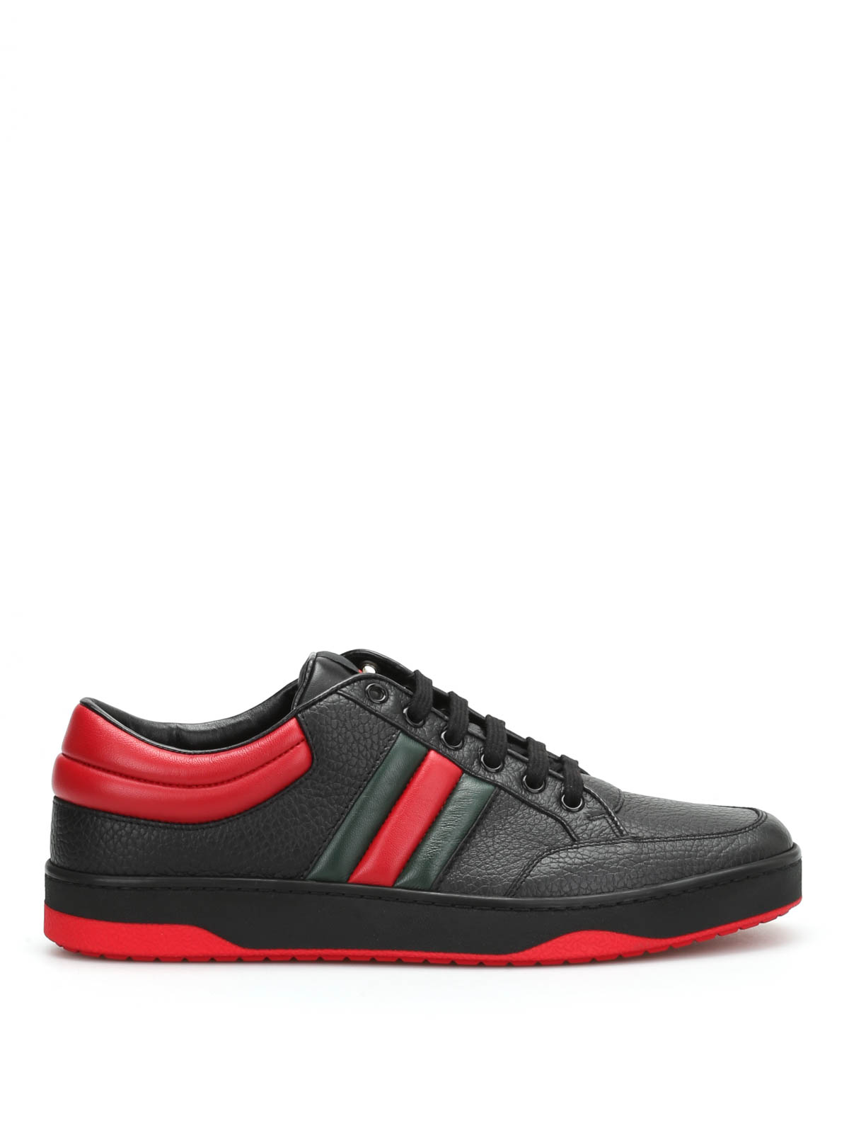Gucci - Leather Sneakers - Trainers - 407330 Def30 1074  Ikrixcom-9393