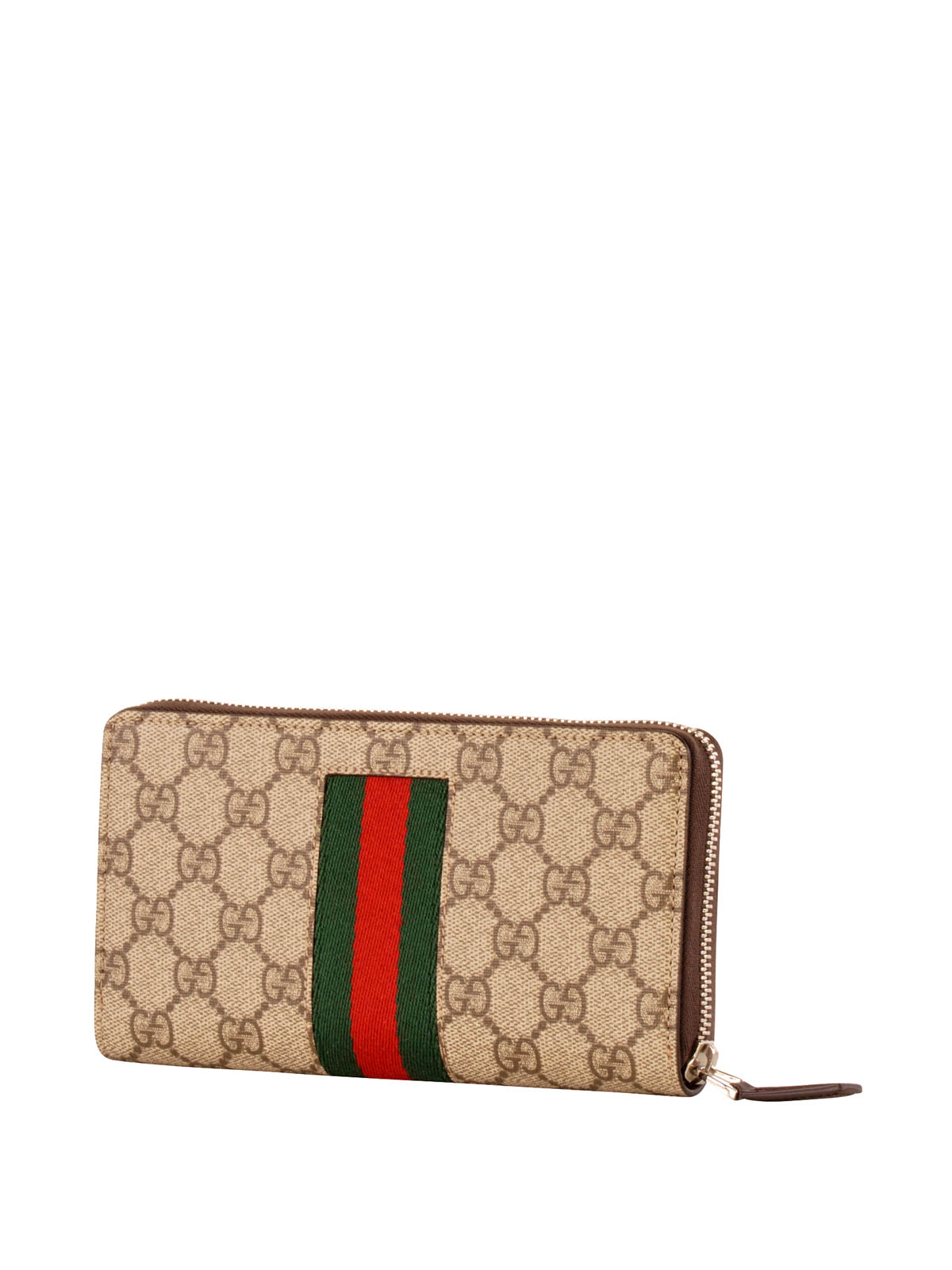 c00abf596e3b8 Gucci - GG Supreme zip around wallet - wallets   purses - 408831 ...