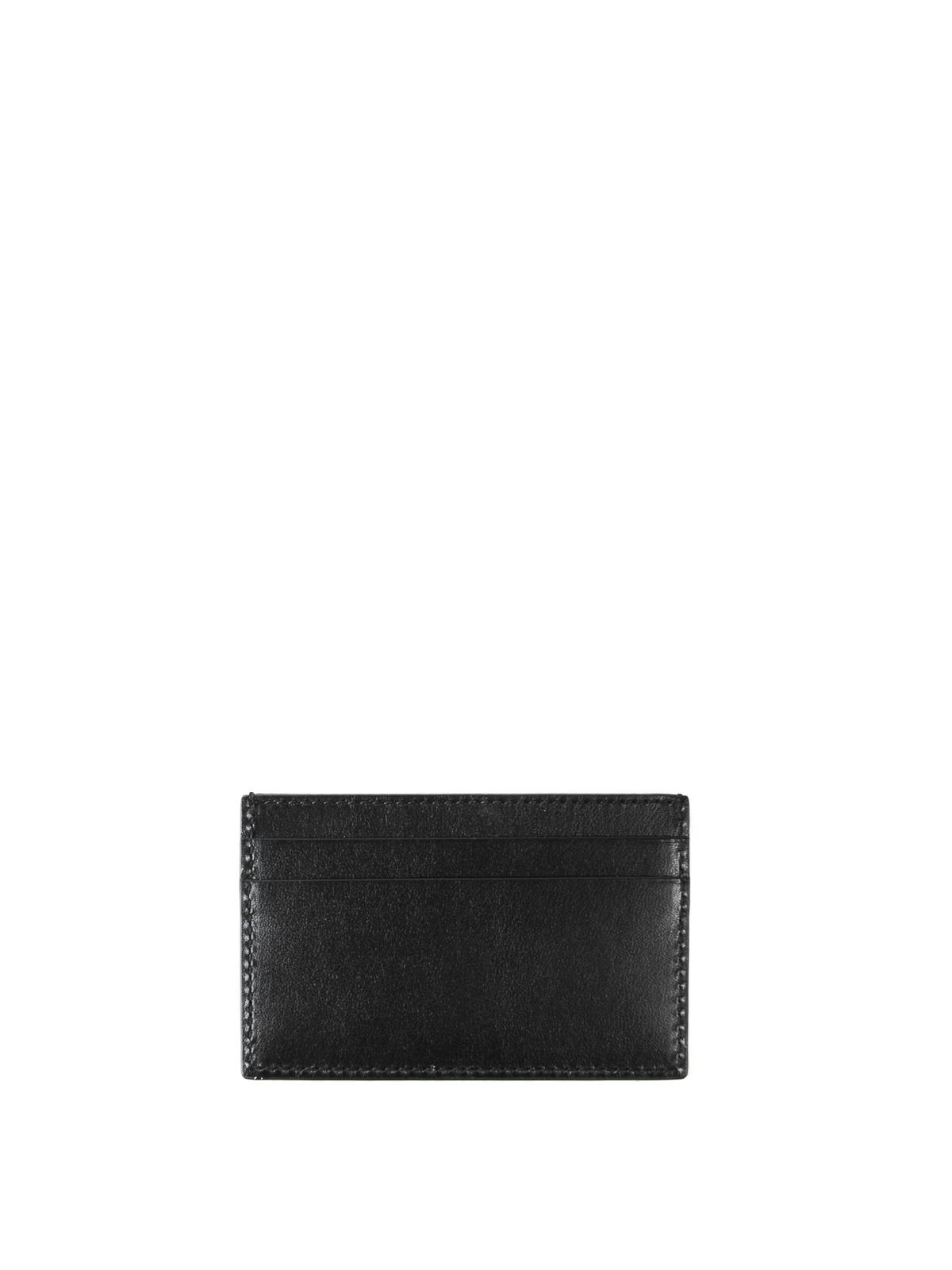 ae78a2d654b9 GUCCI: wallets & purses online - Gucci vintage logo print card case