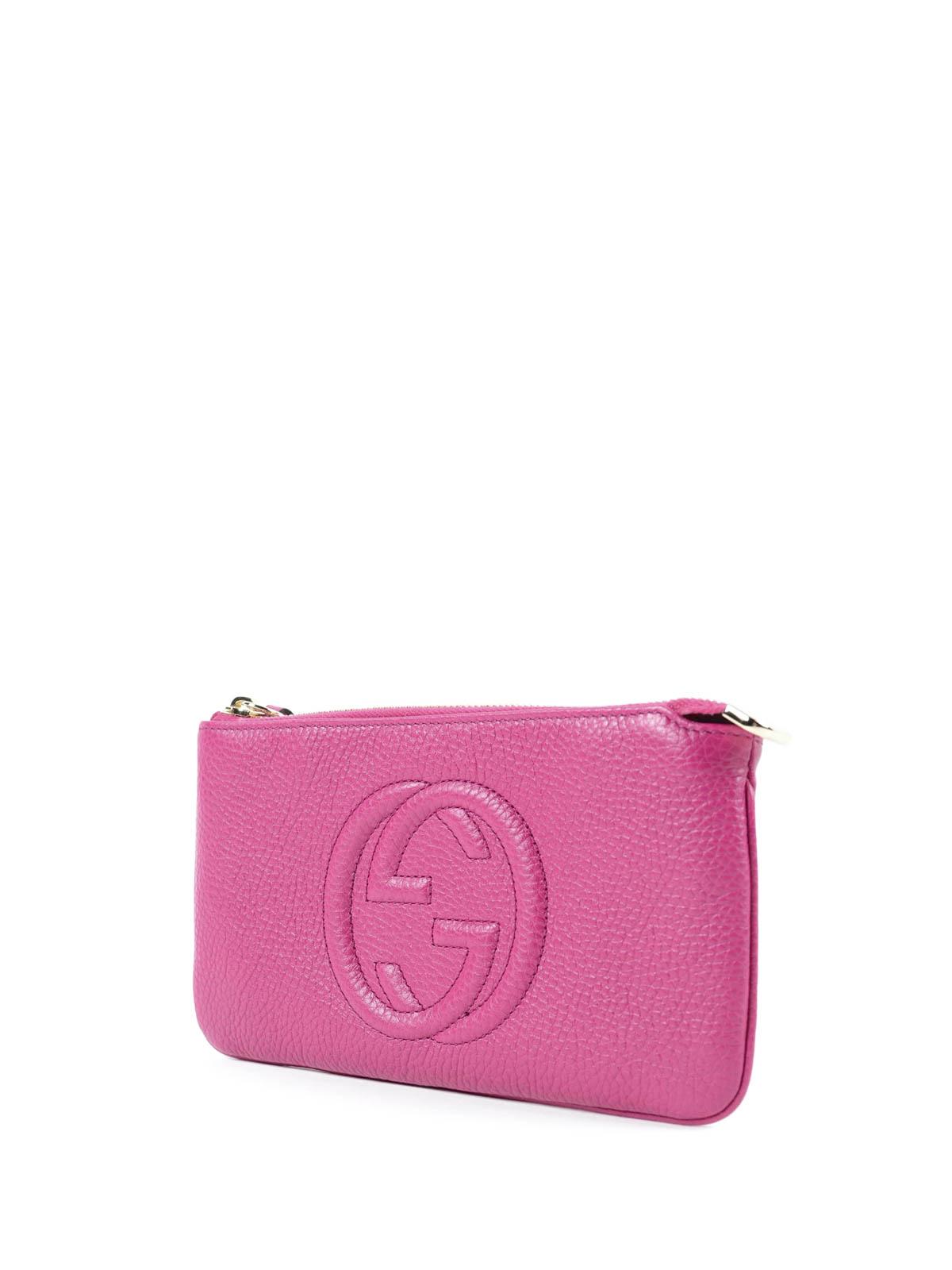 64b19fd01de622 Gucci - Soho leather wallet - wallets & purses - 295840 A7M0G 5523