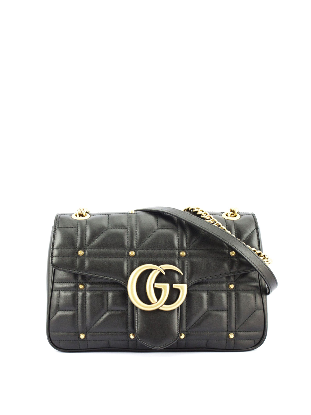 0e4abc8c79267d Gucci - GG Marmont matelassé leather bag - shoulder bags ...