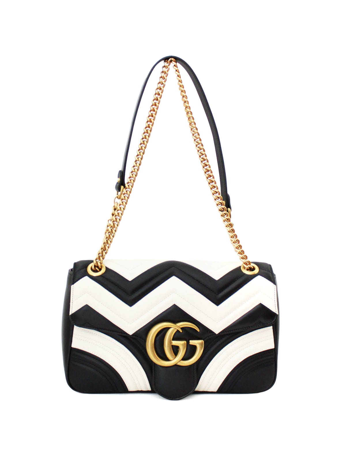5245480f4e1024 Gucci - GG Marmont matelassé shoulder bag - shoulder bags - 443496 ...