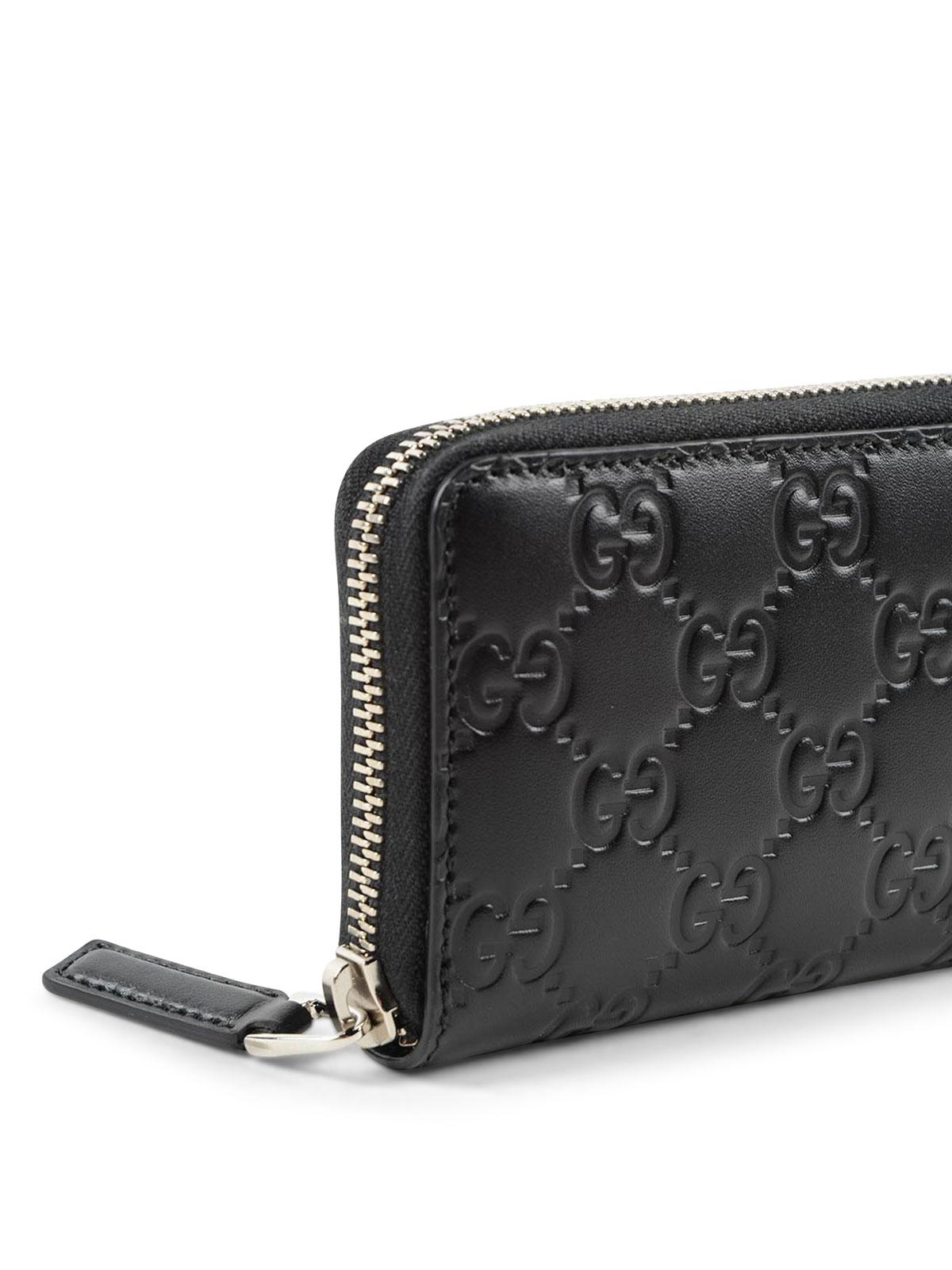a519440b701db Gucci - Portemonnaie Fur Damen - Schwarz - Portemonnaies und ...