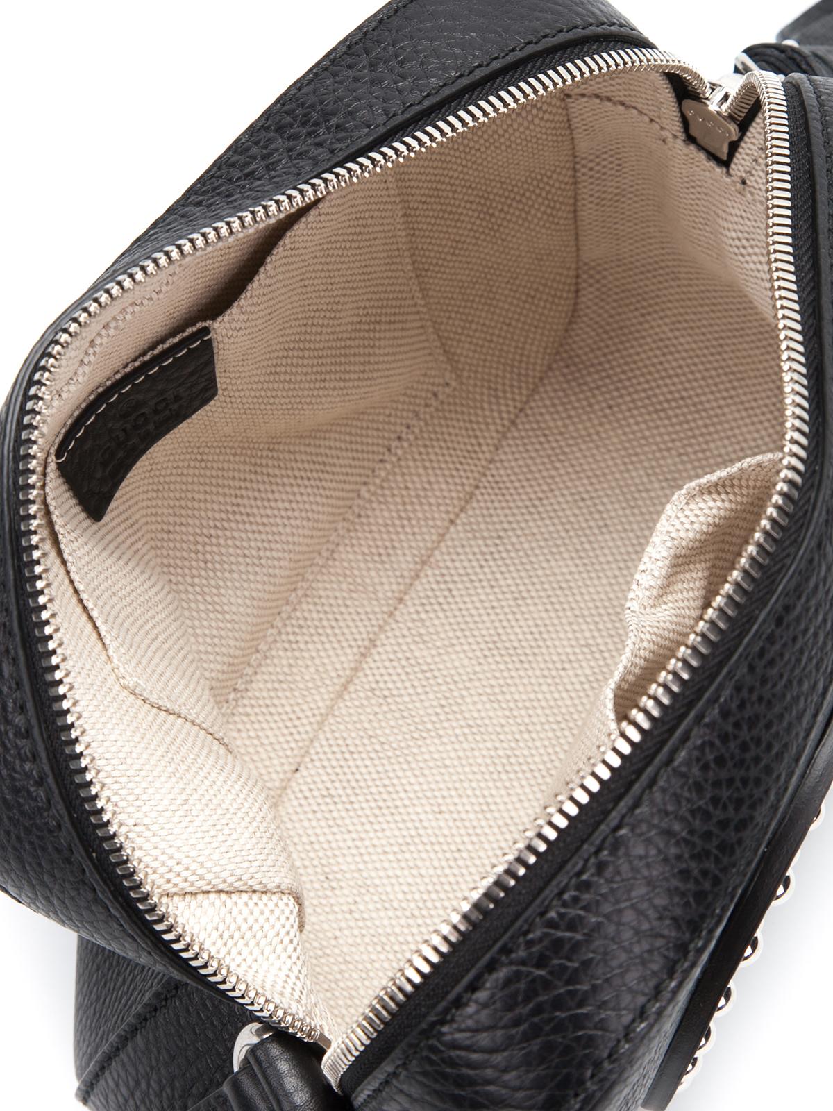 Gucci Soho Studded Leather Disco Bag Shoulder Bags 308364 Ikrix