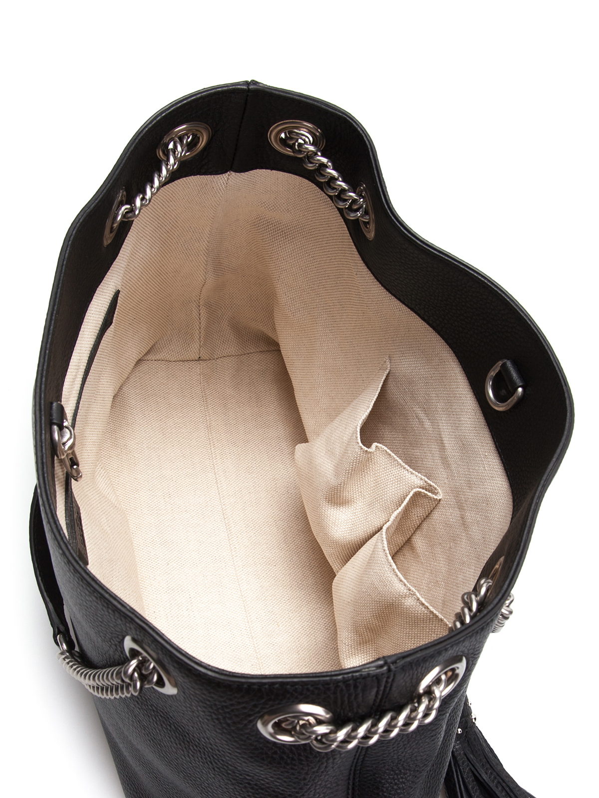 59721effd961 iKRIX GUCCI  Soho studded leather shoulder bag · GUCCI  totes bags ...
