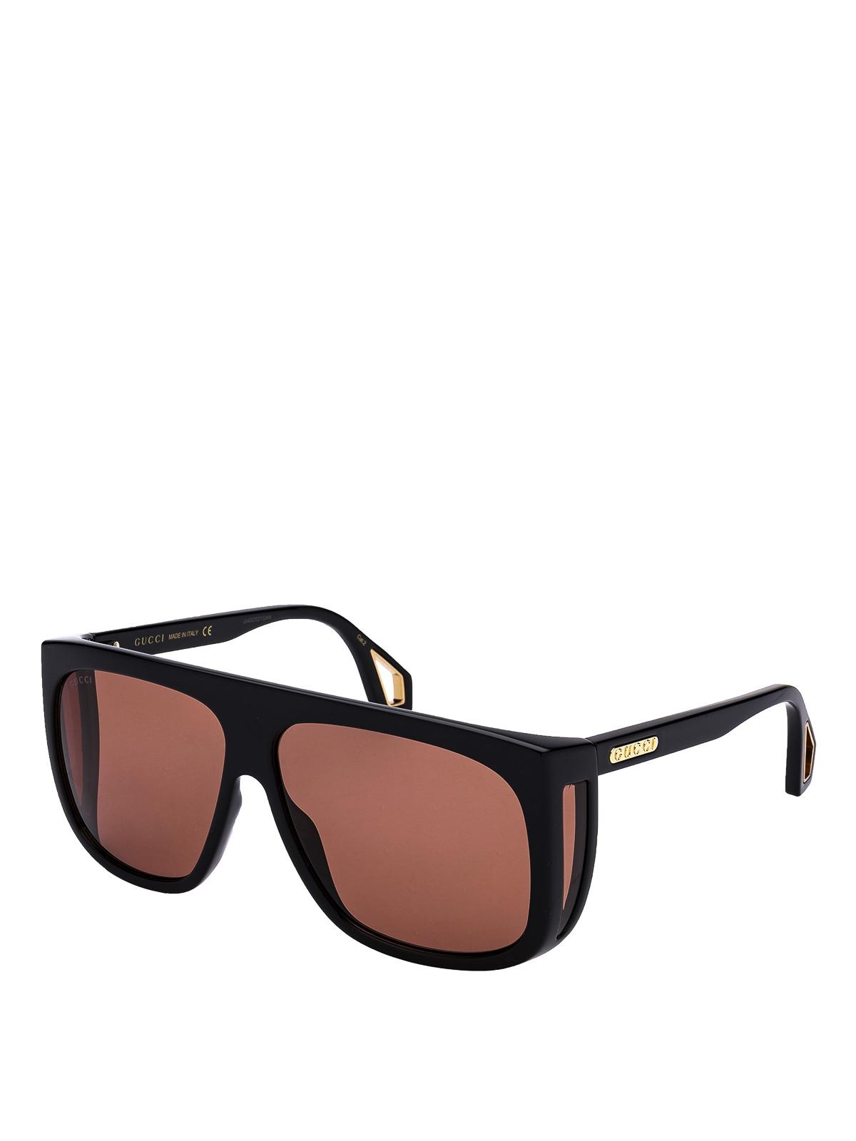c8d387470e5 Gucci - Gafas De Sol - Negro - Gafas de sol - GG0467S 002