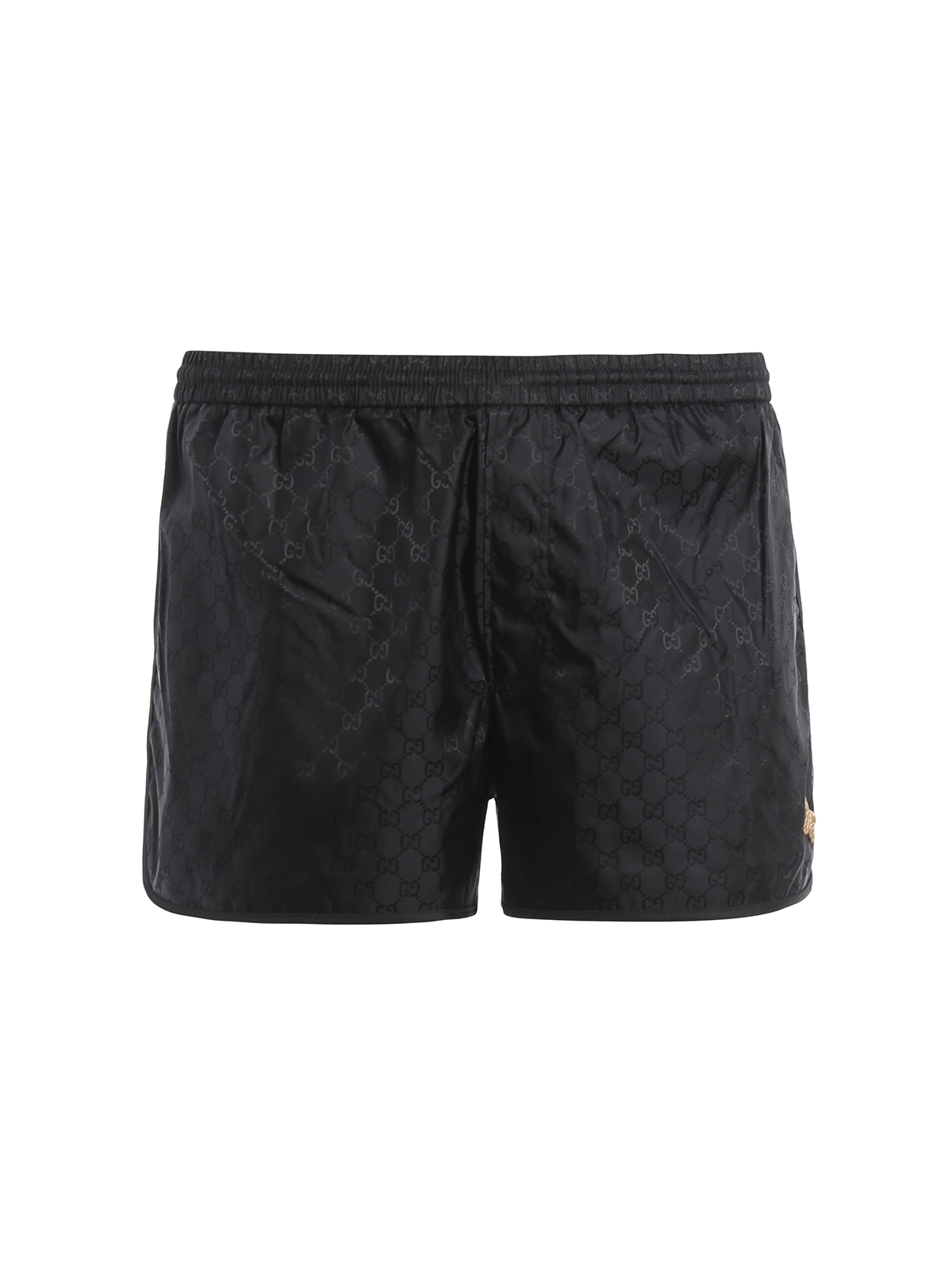 5cfcec5996 GUCCI: Swim shorts & swimming trunks - Embroidered bee GG swim shorts