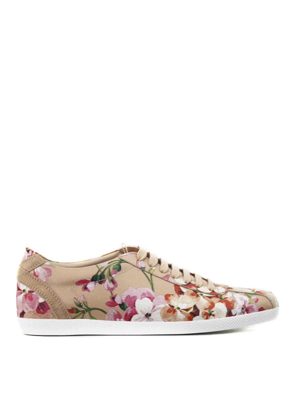 c638d623084 Gucci - Blooms print GG Supreme sneakers - trainers - 408527 DJH50 5780