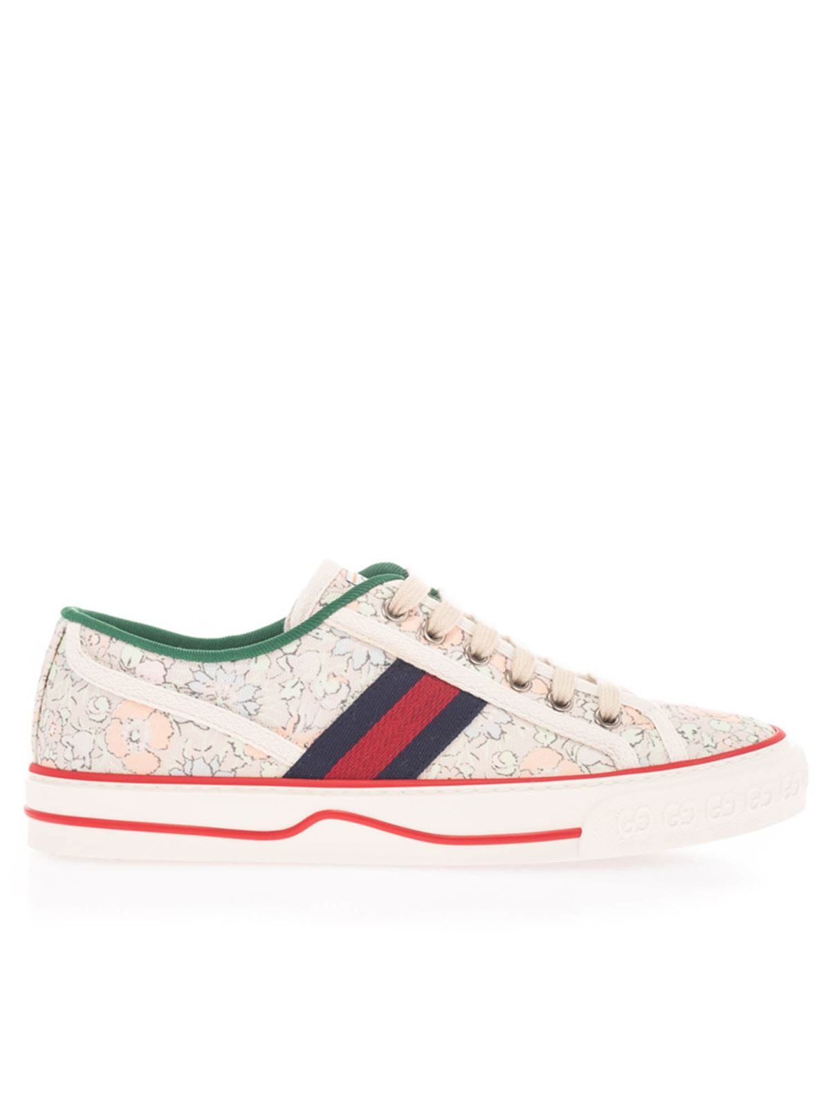 Gucci Sneakers SNEAKERS IN MULTICOLOR