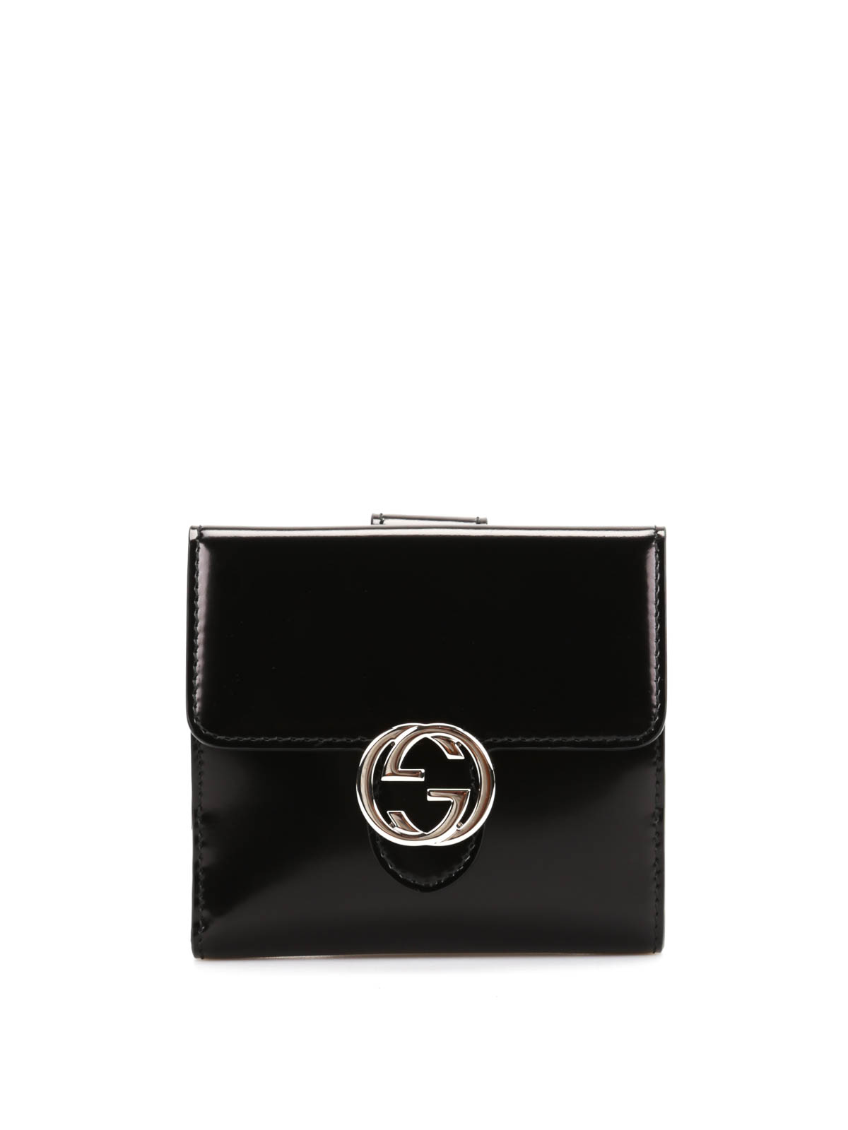 160d43ee45c2 Gucci - Gucci icon french flap wallet - wallets   purses - 369676 ...