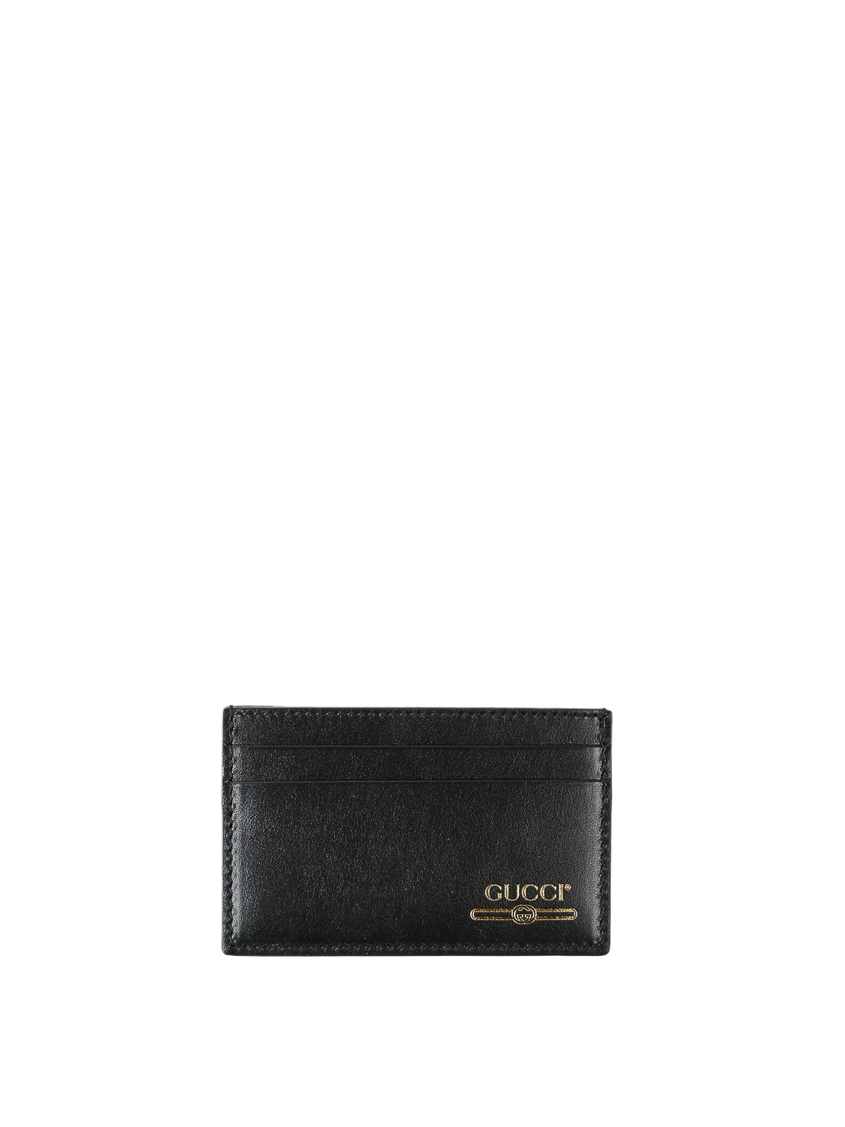 97f5d8da4428 Gucci - Gucci vintage logo print card case - wallets & purses ...