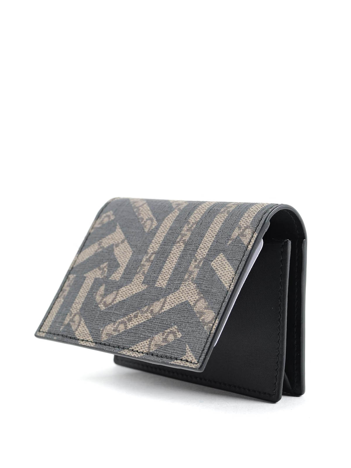 Caleido print card holder by Gucci - wallets & purses   iKRIX