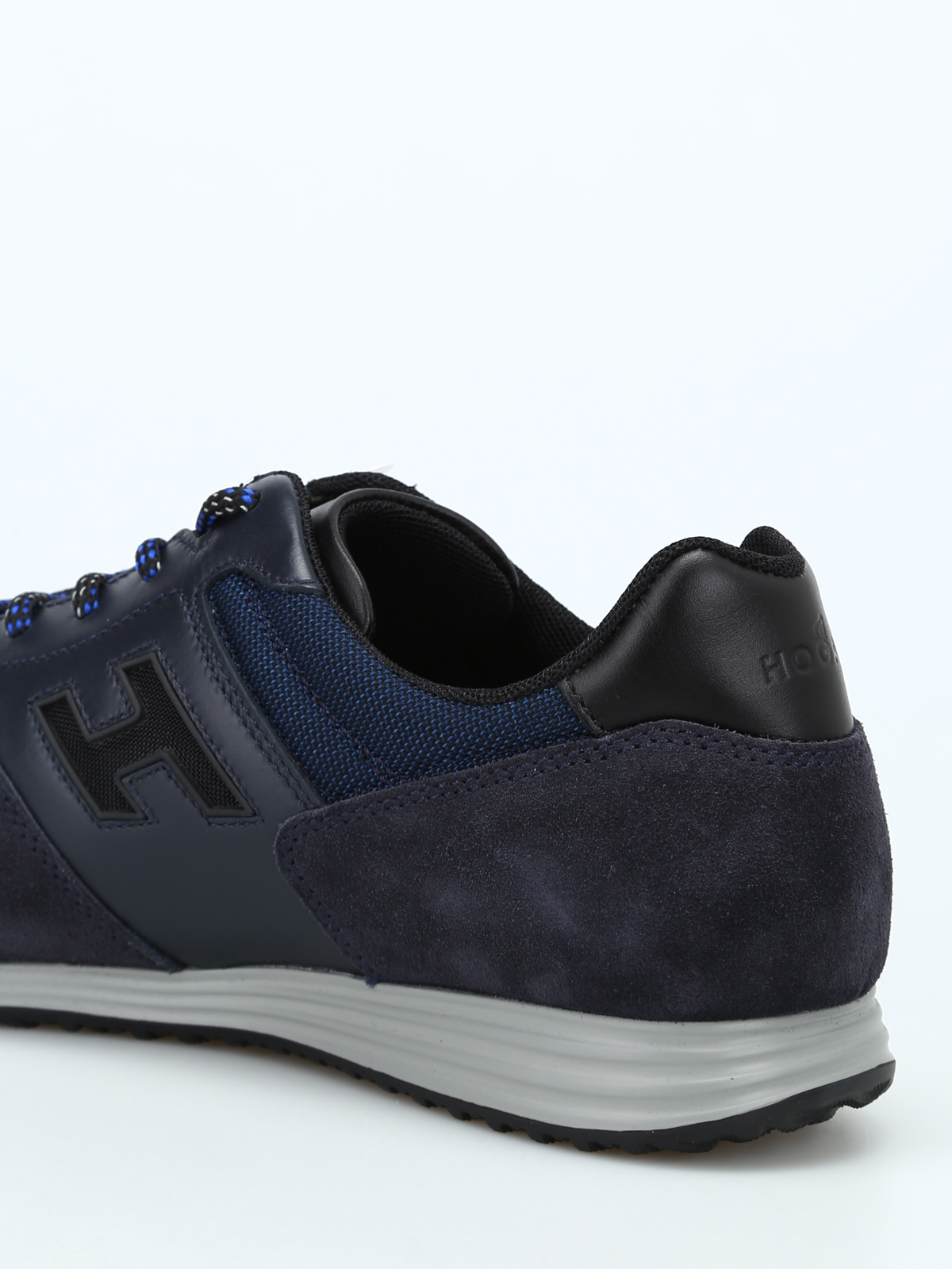 Hogan H205 Olympia X blue sneakers trainers