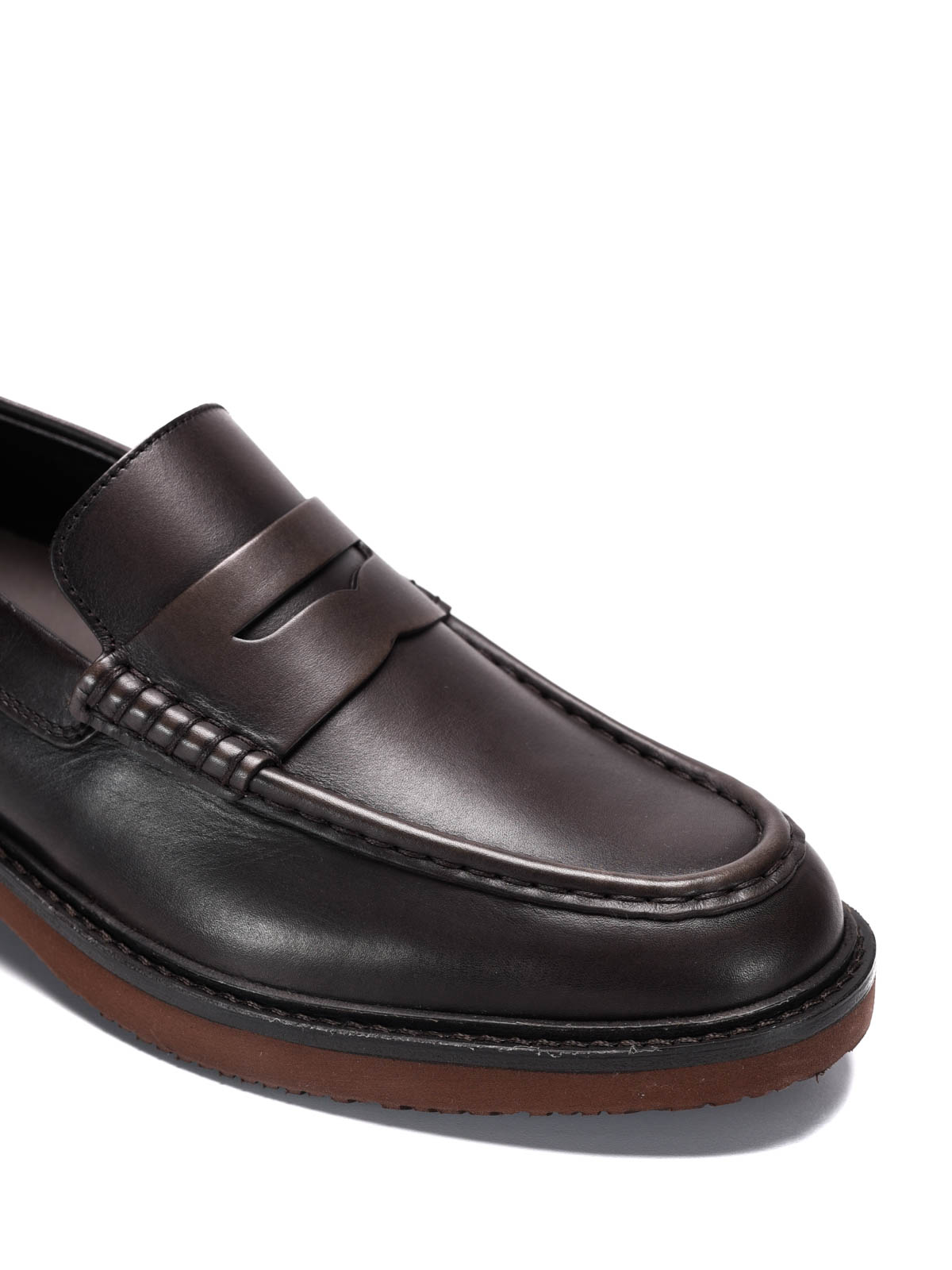 Hogan - H217 Route loafers - Loafers & Slippers - HXM2170L8317X7S800
