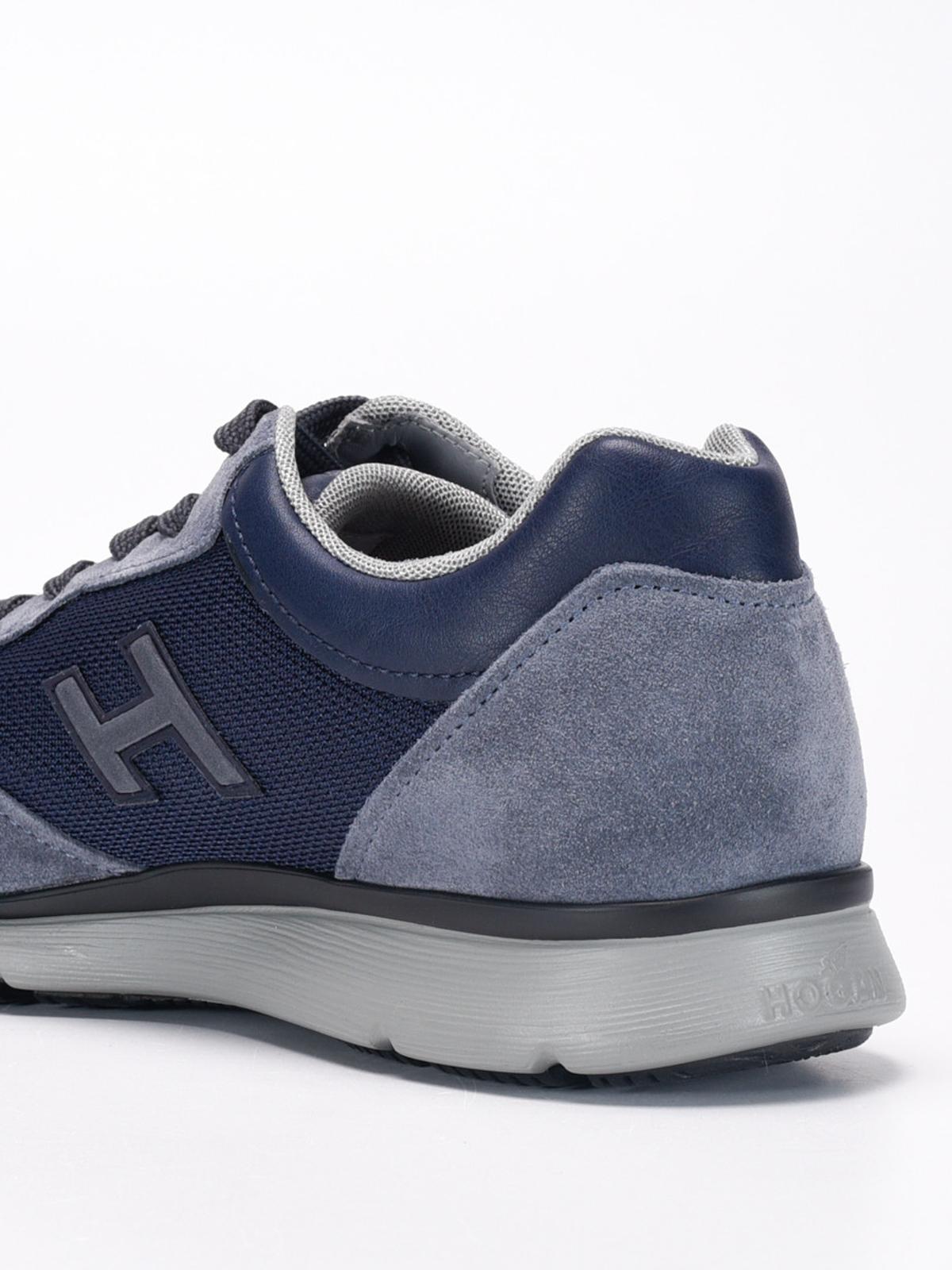 Hogan H254 H Flock sneakers اسپرت،اسنیکرز