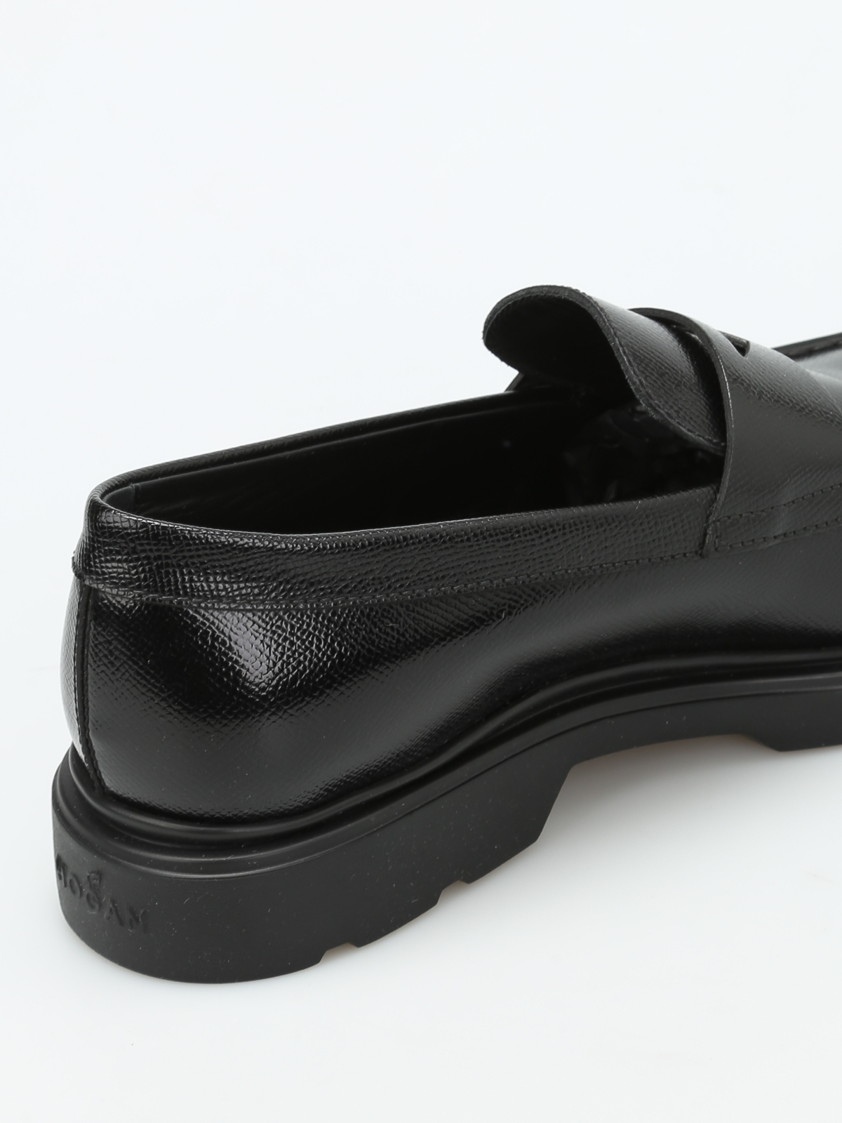 Loafers & Slippers Hogan - H304 New Route loafers - HXM3040X230FFPB999