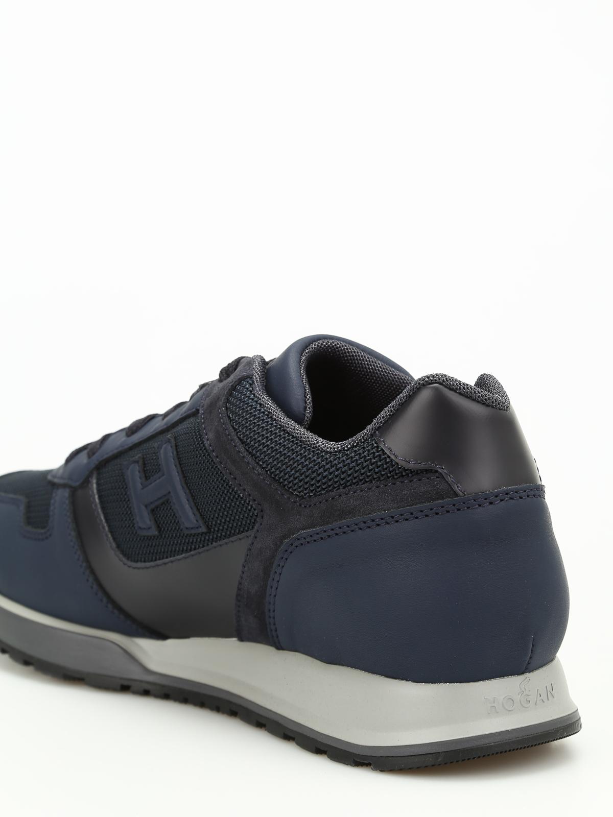 Trainers Hogan - H321 sneakers - HXM3210Y850HIF9AZC   Shop online ...
