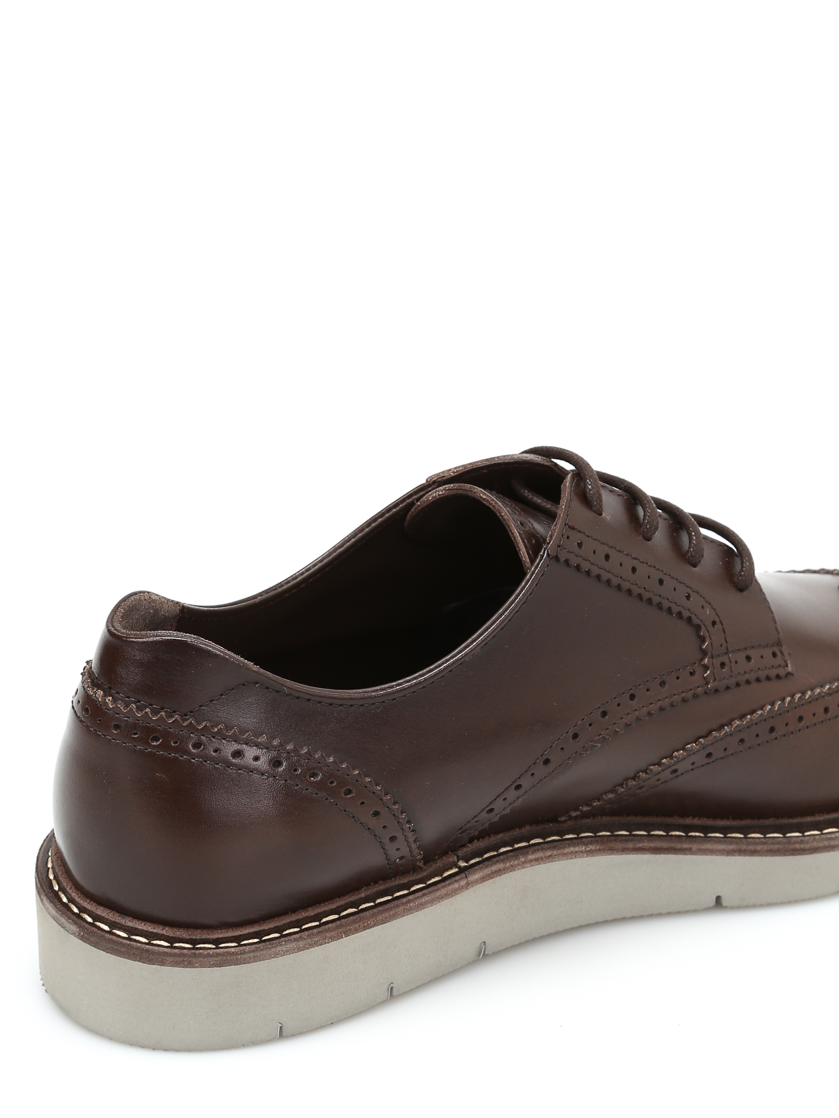 Hogan H322 Derby shoes آکسفورد HXM3220Y2107X7S800 | iKRIX