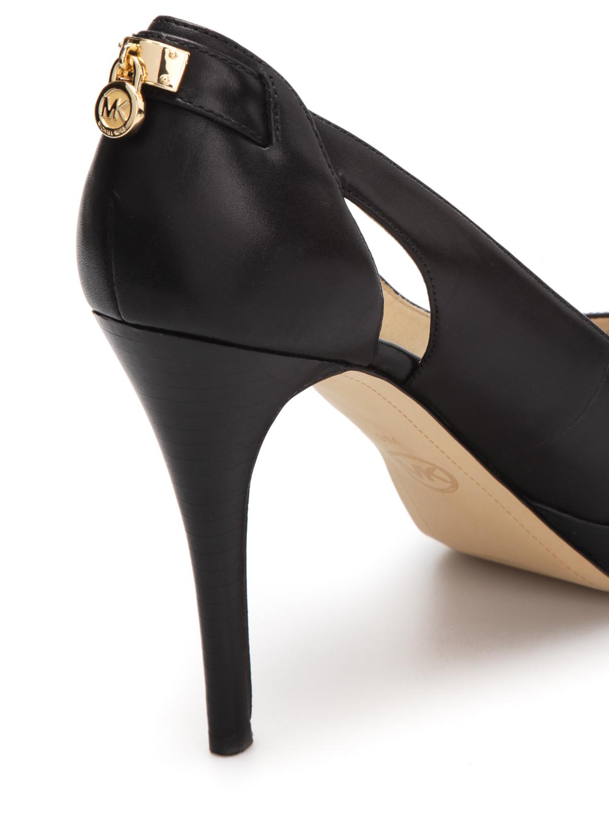 5f9f9f047b43 iKRIX MICHAEL KORS  court shoes - Hamilton open toe. Hamilton open toe shop  online  MICHAEL KORS