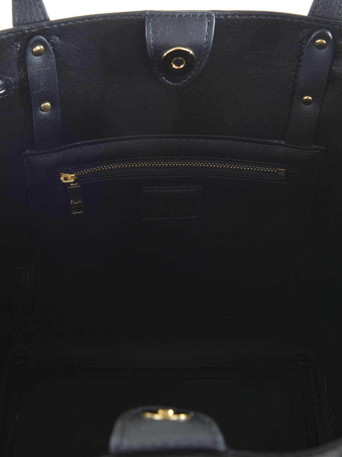 6d20bf9657a2 Ralph Lauren - Beuteltasche Aus Nappaleder - Bucket-bags - N91 L3888 ...