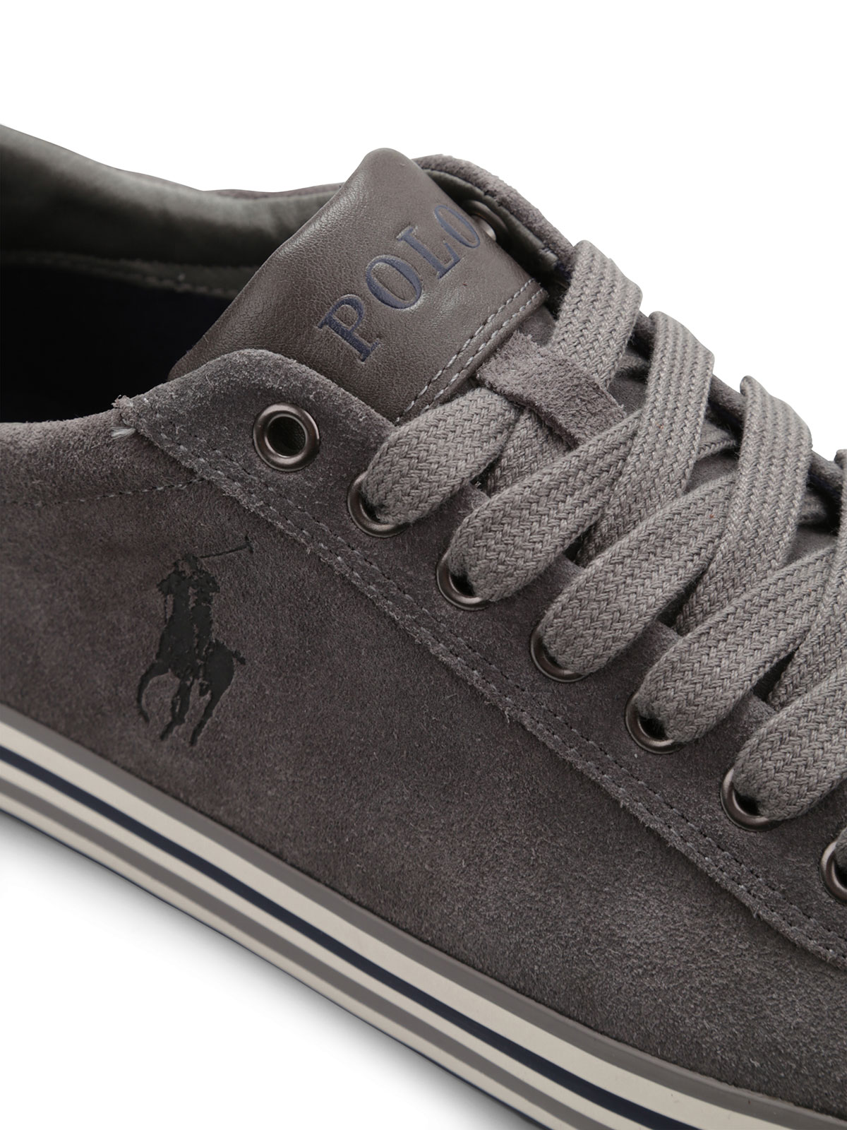 Polo Ralph Lauren - Harvey suede trainers - trainers - A85 Y2058 ... e9c1a75af2b