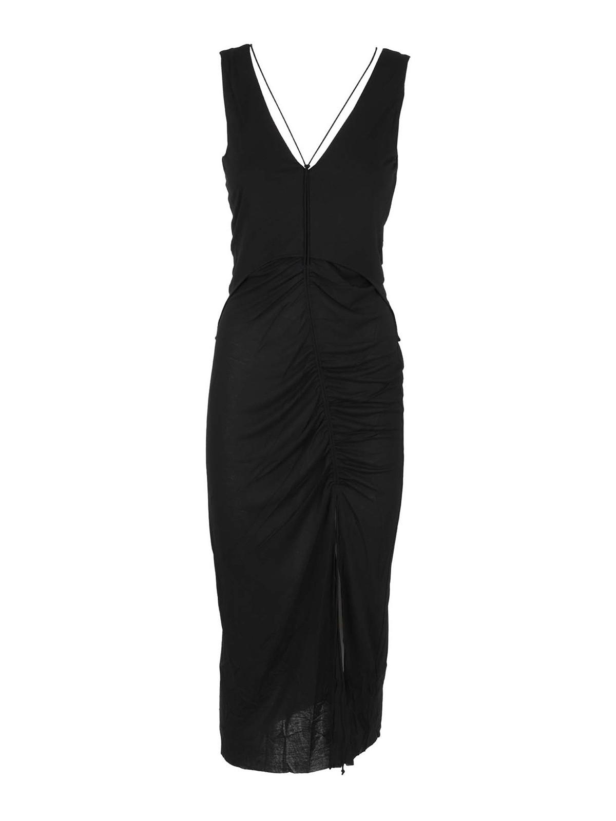Helmut Lang VISCOSE DRESS